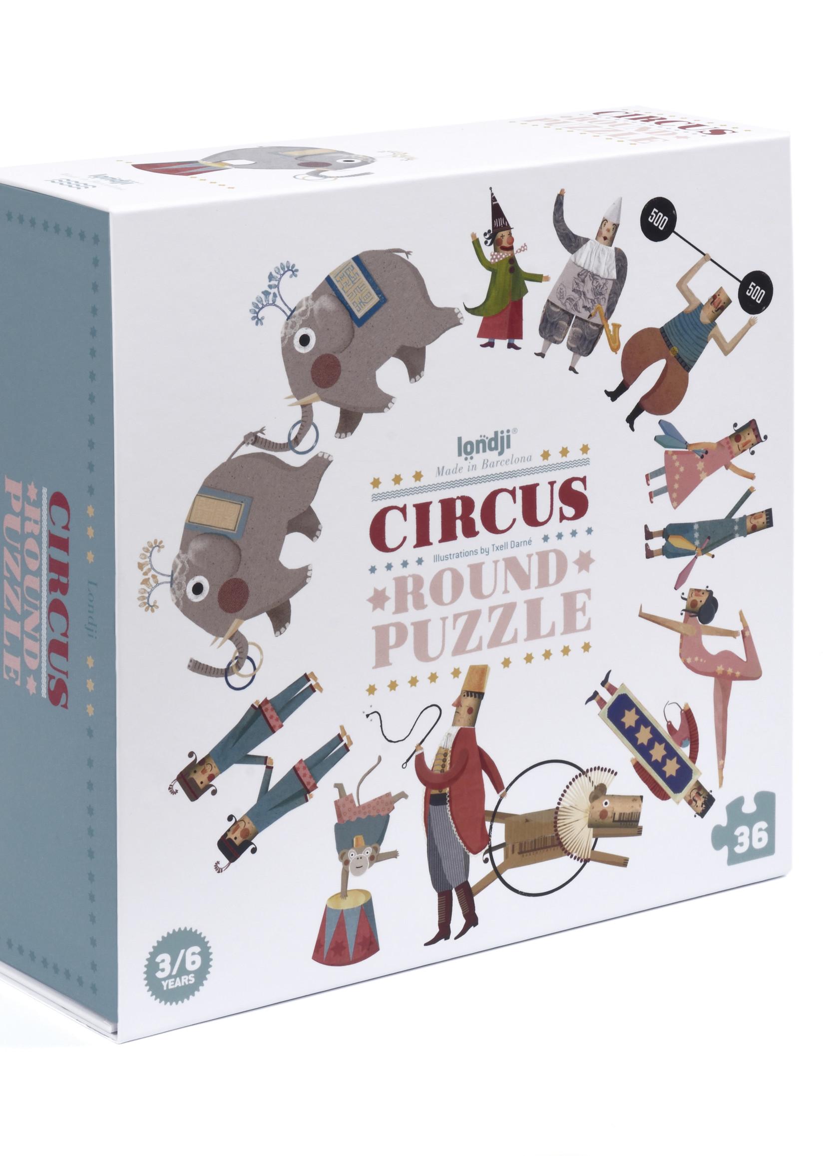Londji Puzzle - Circus