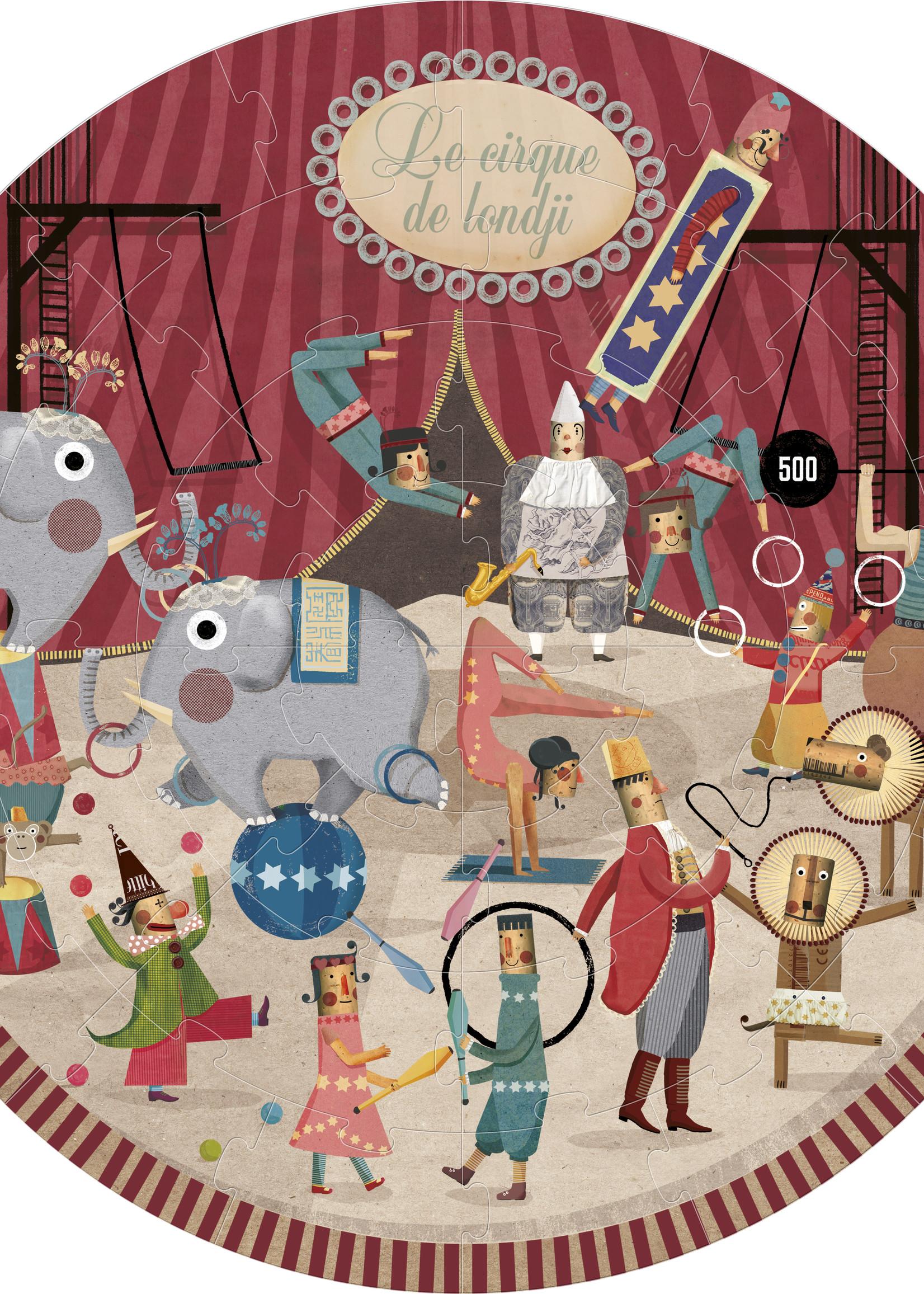 Londji Puzzel - Circus