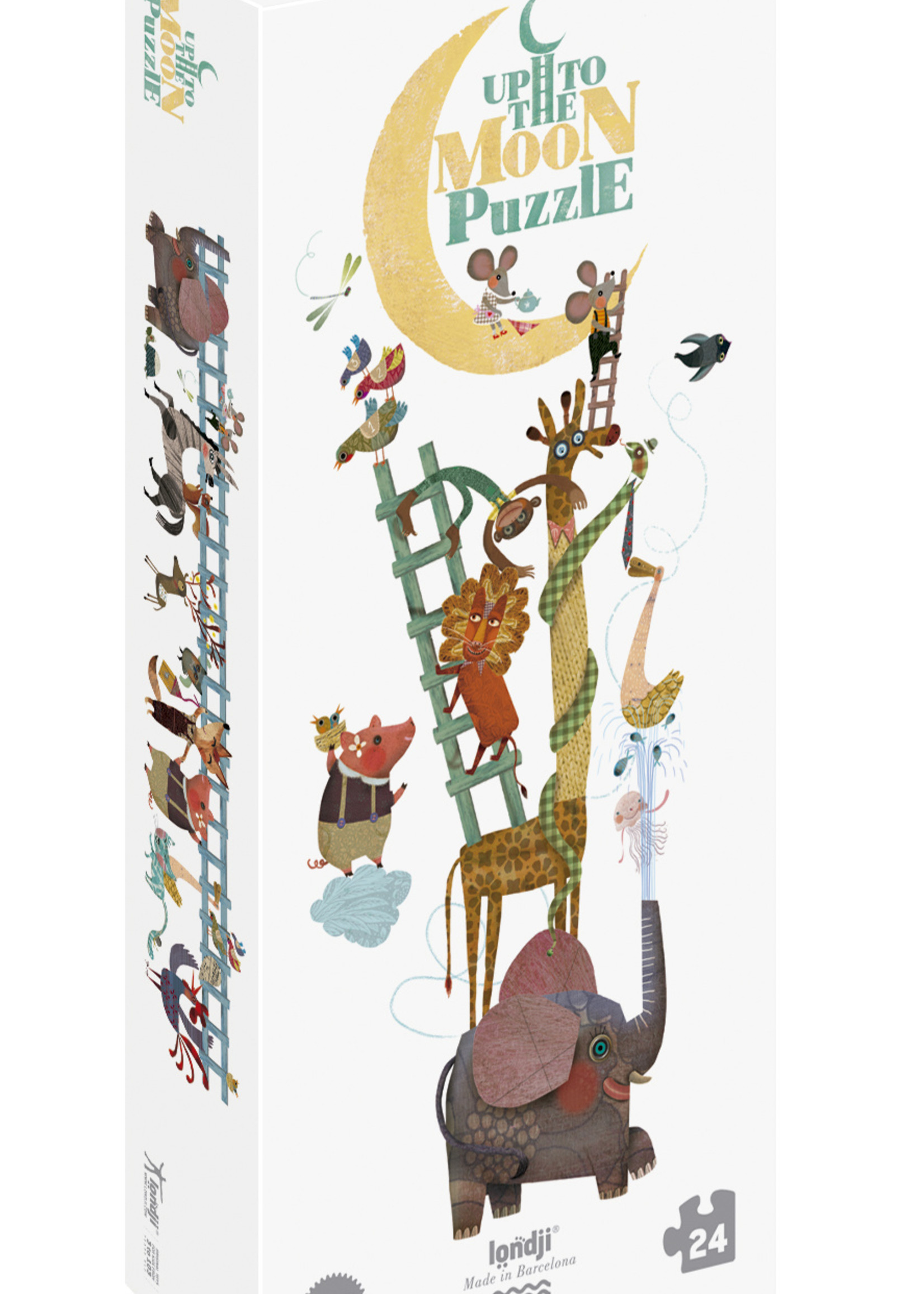 Londji Puzzel - Up To The Moon