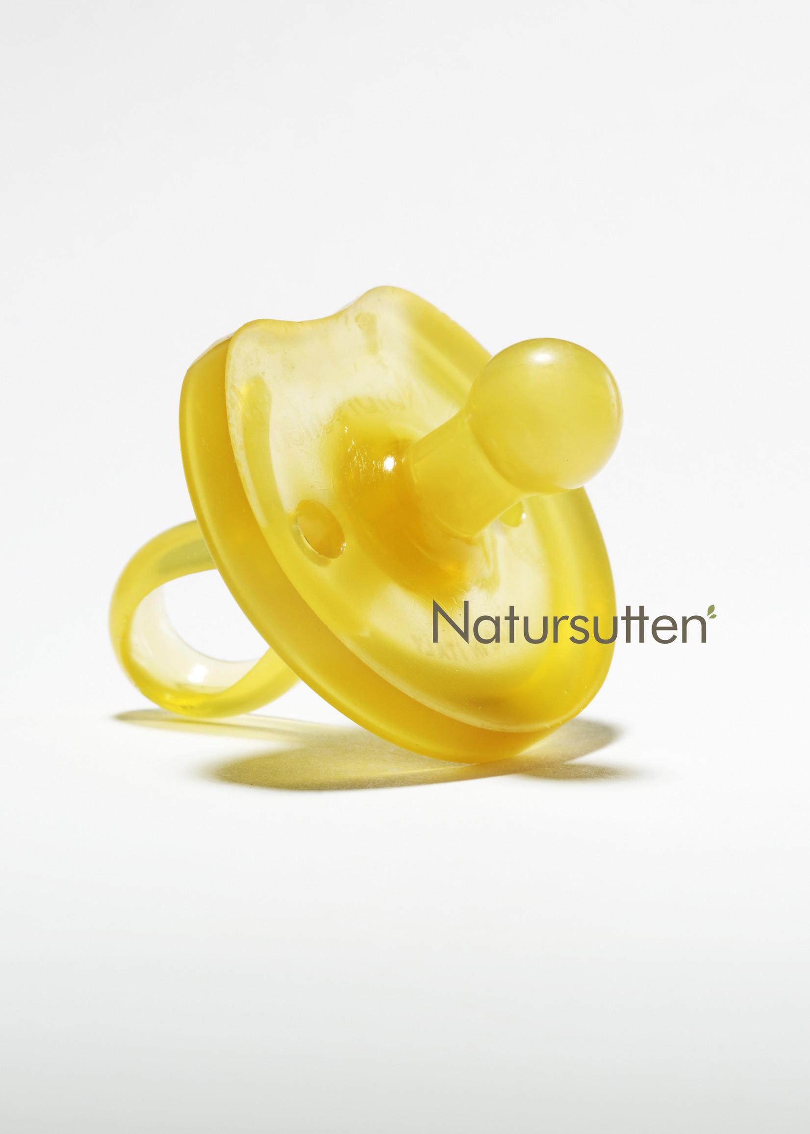 Natursutten Pacifier Butterfly - Cherry