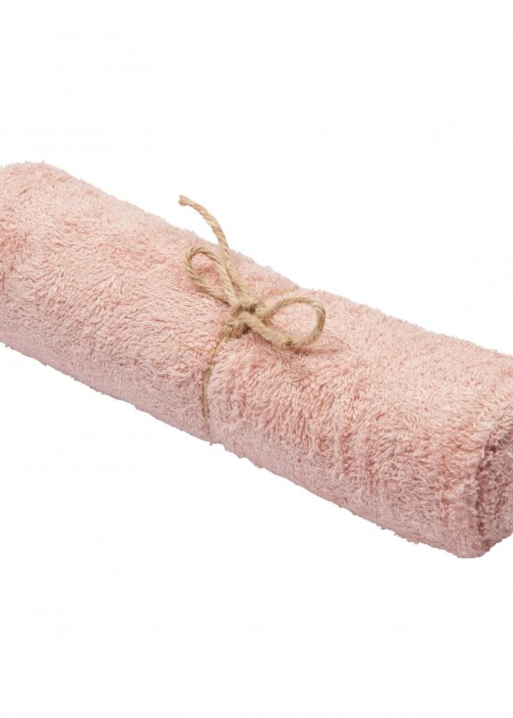 Timboo Towel Medium - Misty Rose