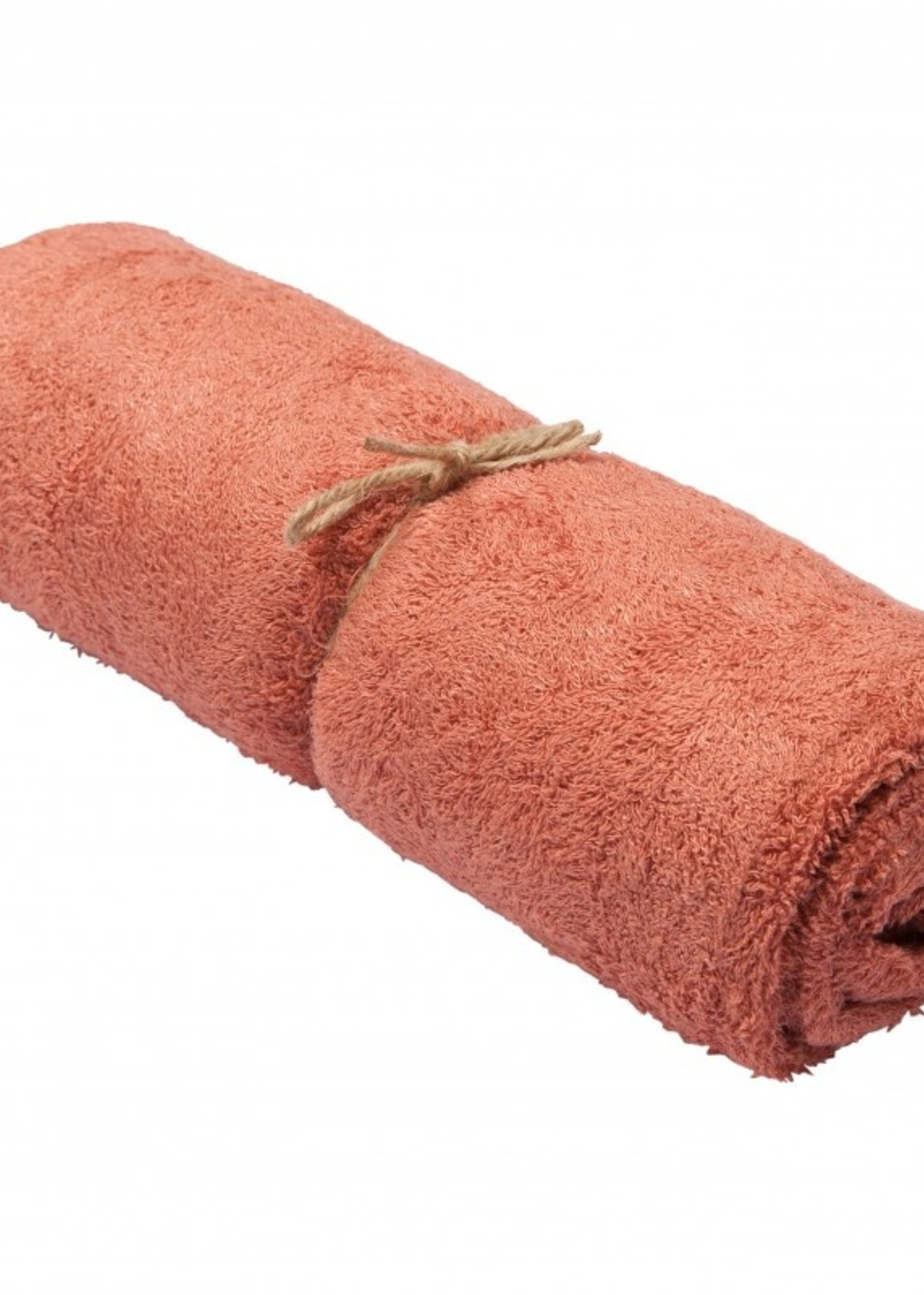 Timboo Towel Large - Apricot Blush