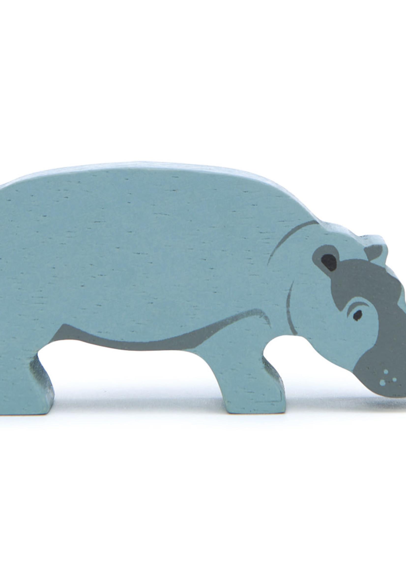 Tender Leaf Toys Safari Animal Hippopotamus