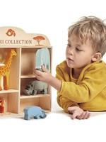 Tender Leaf Toys Set Safari Animals