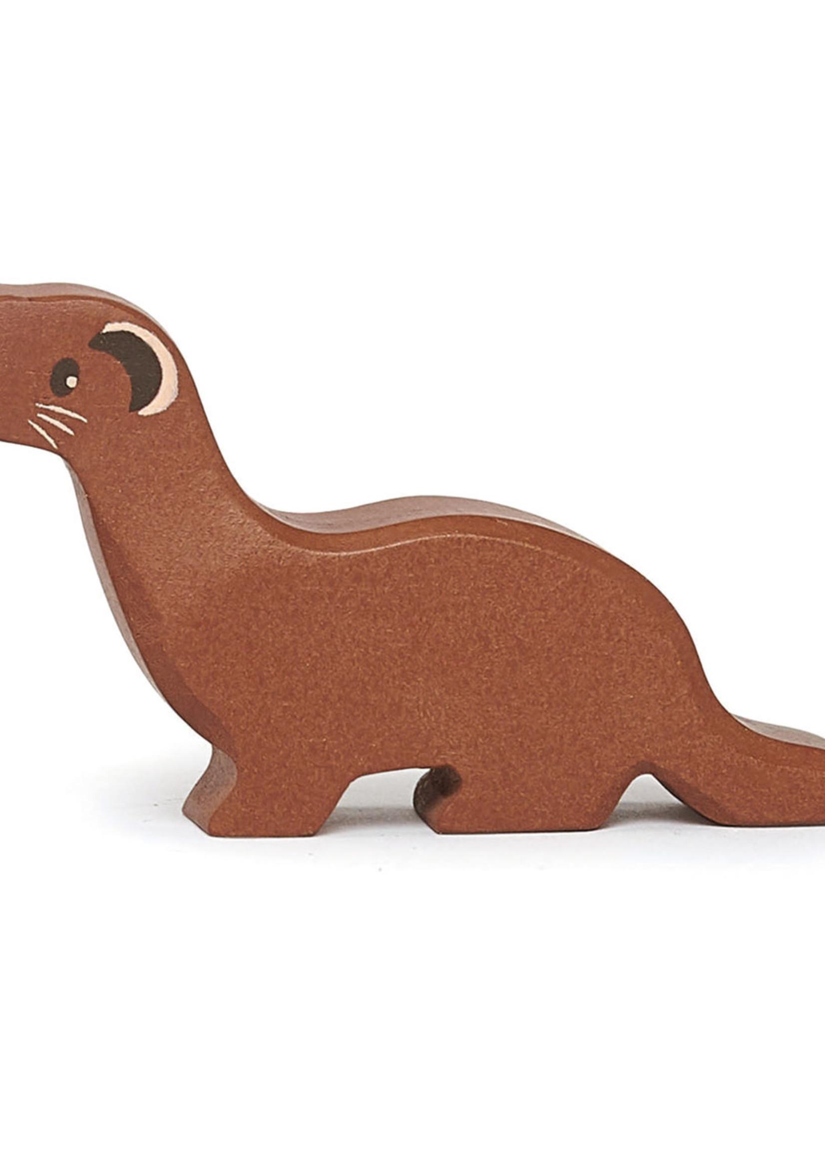 Tender Leaf Toys Woodland Animal Weasel