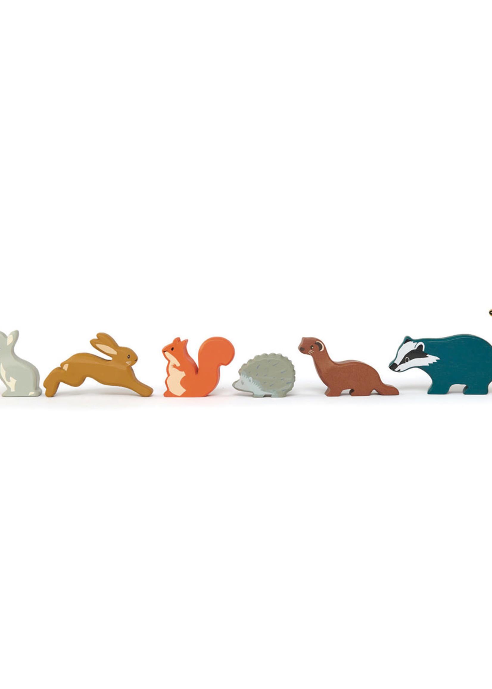 Tender Leaf Toys Woodland Animals (8 pcs)