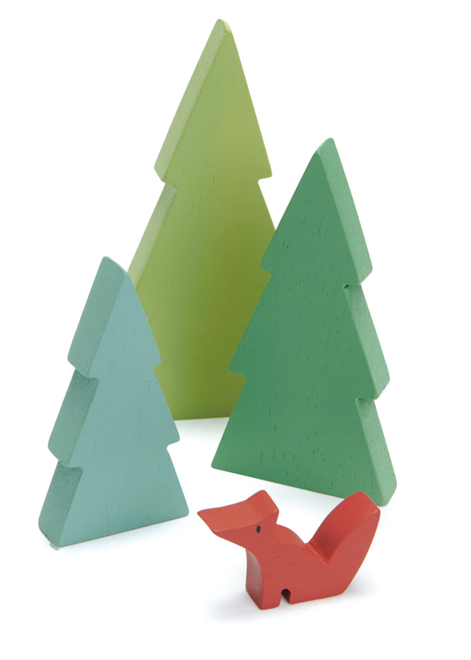 Tender Leaf Toys Fir Tree Tops