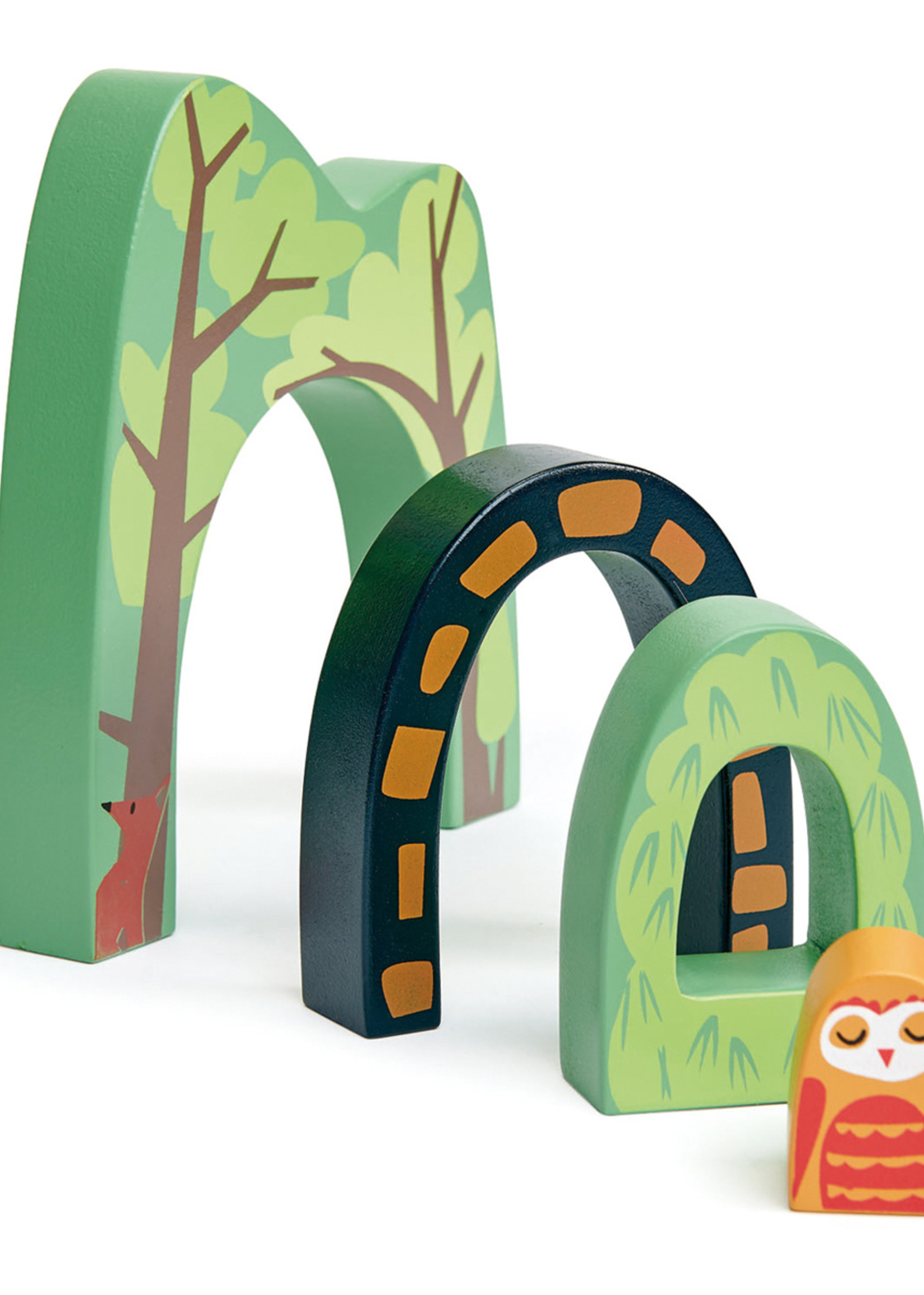 Tender Leaf Toys Forest Tunnels