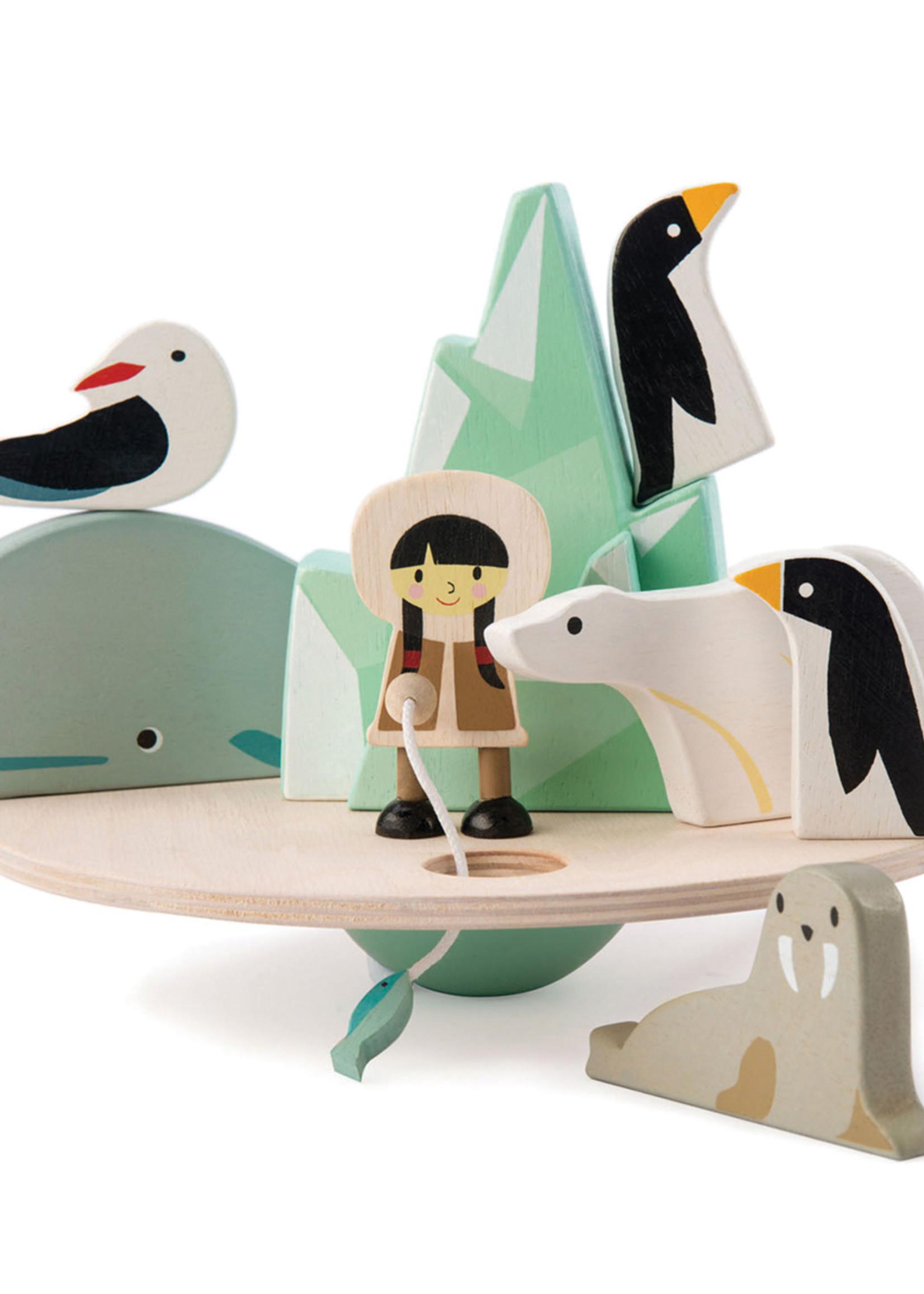 Tender Leaf Toys Balancing Arctic Circle