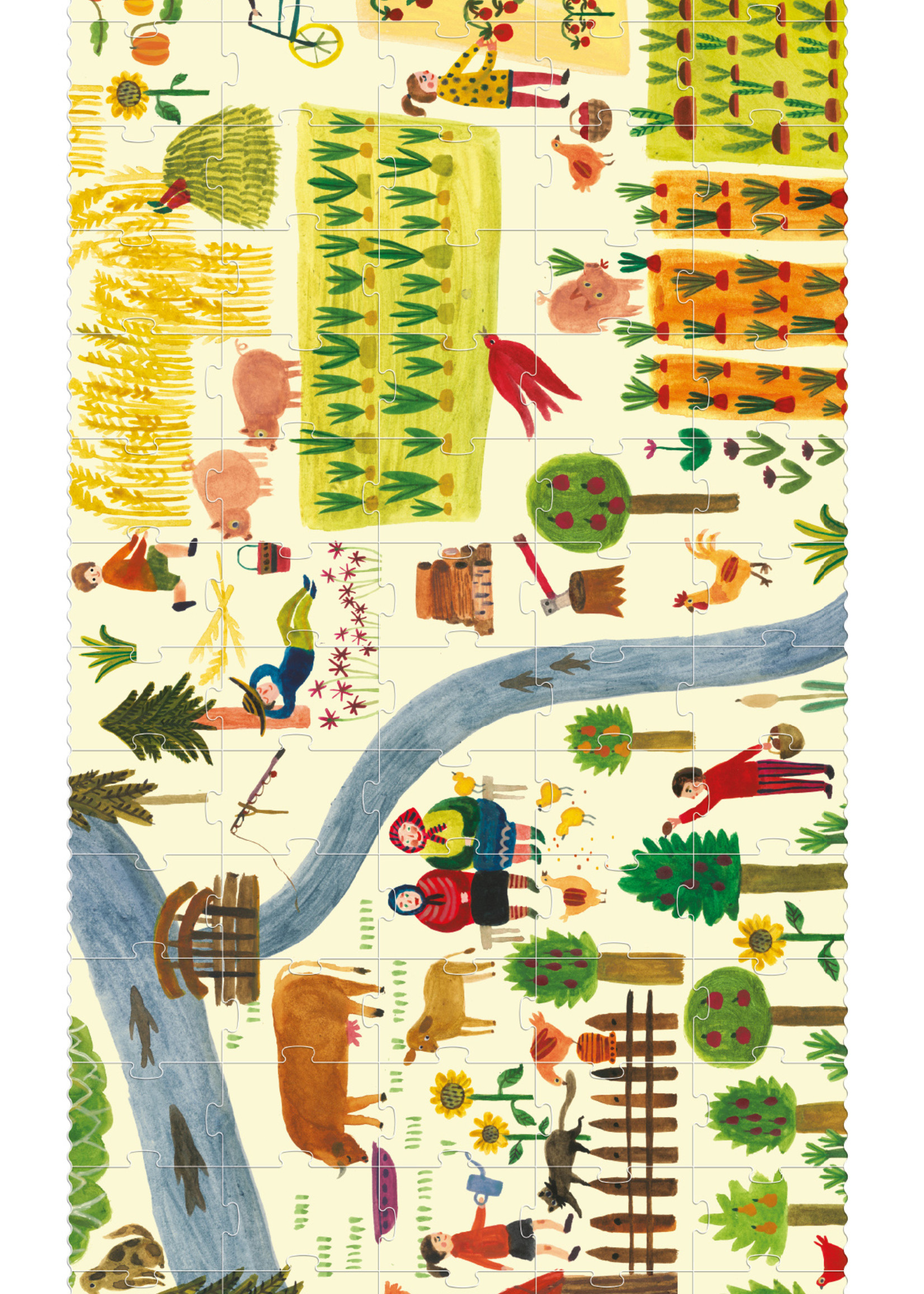 Londji Puzzle - Enjoy The Farm