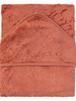Timboo Hooded towel - Apricot Blush