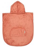 Timboo Poncho - Apricot Blush