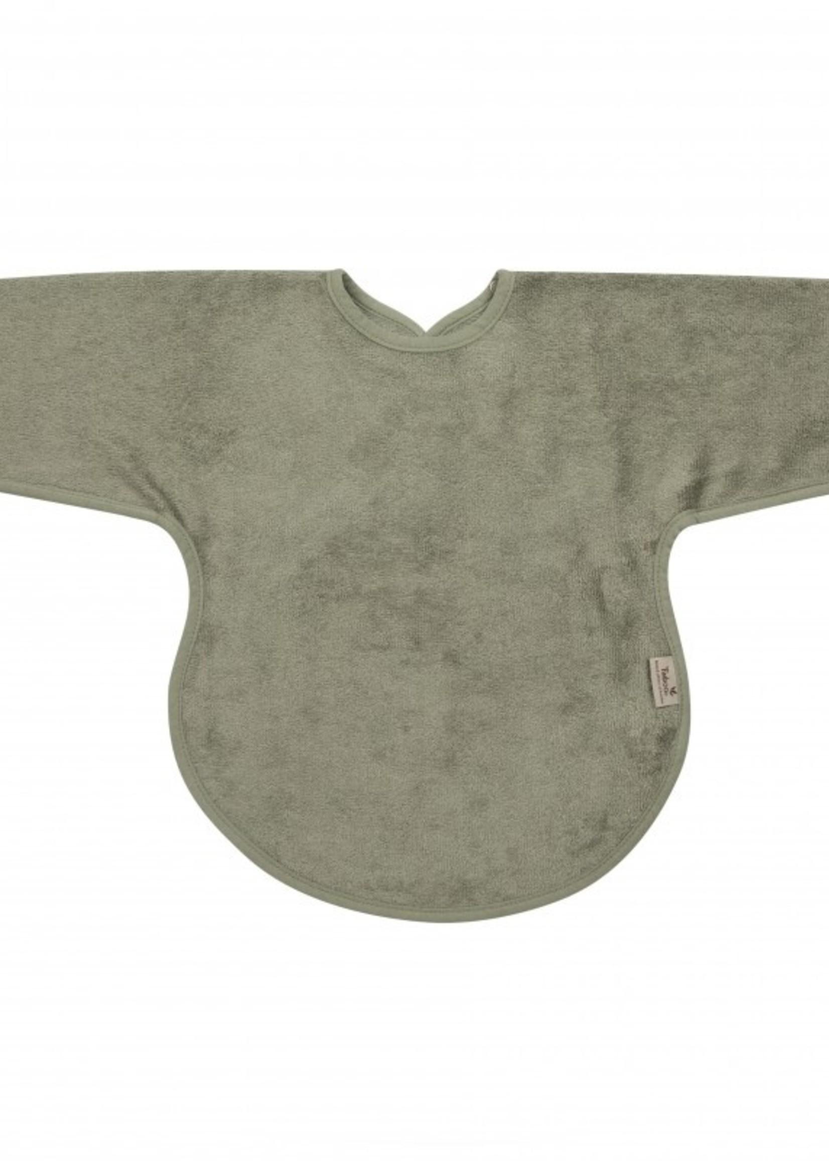 Timboo Bib Long Sleeve - Whisper Green
