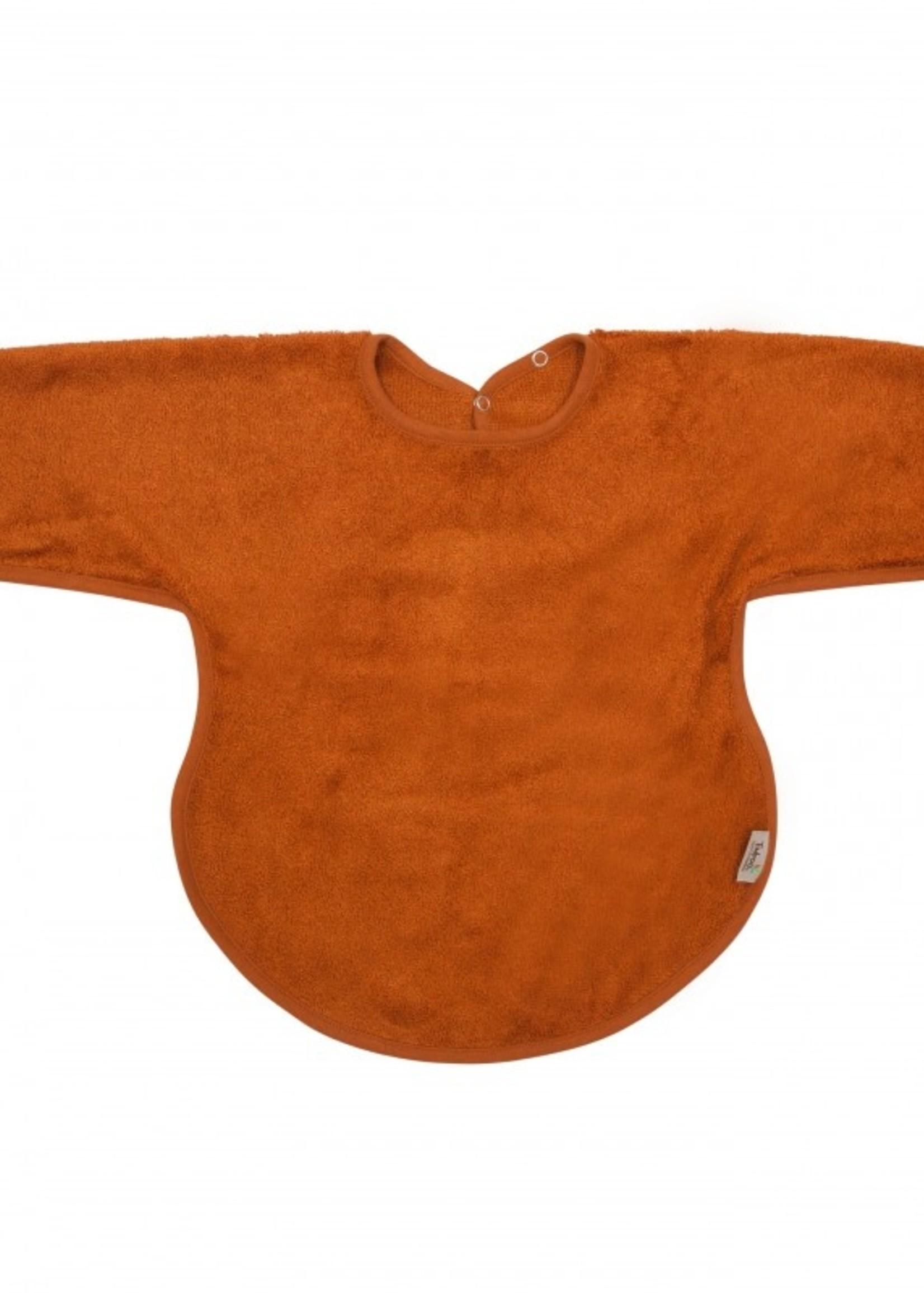 Timboo Bib Long Sleeve - Incra Rust
