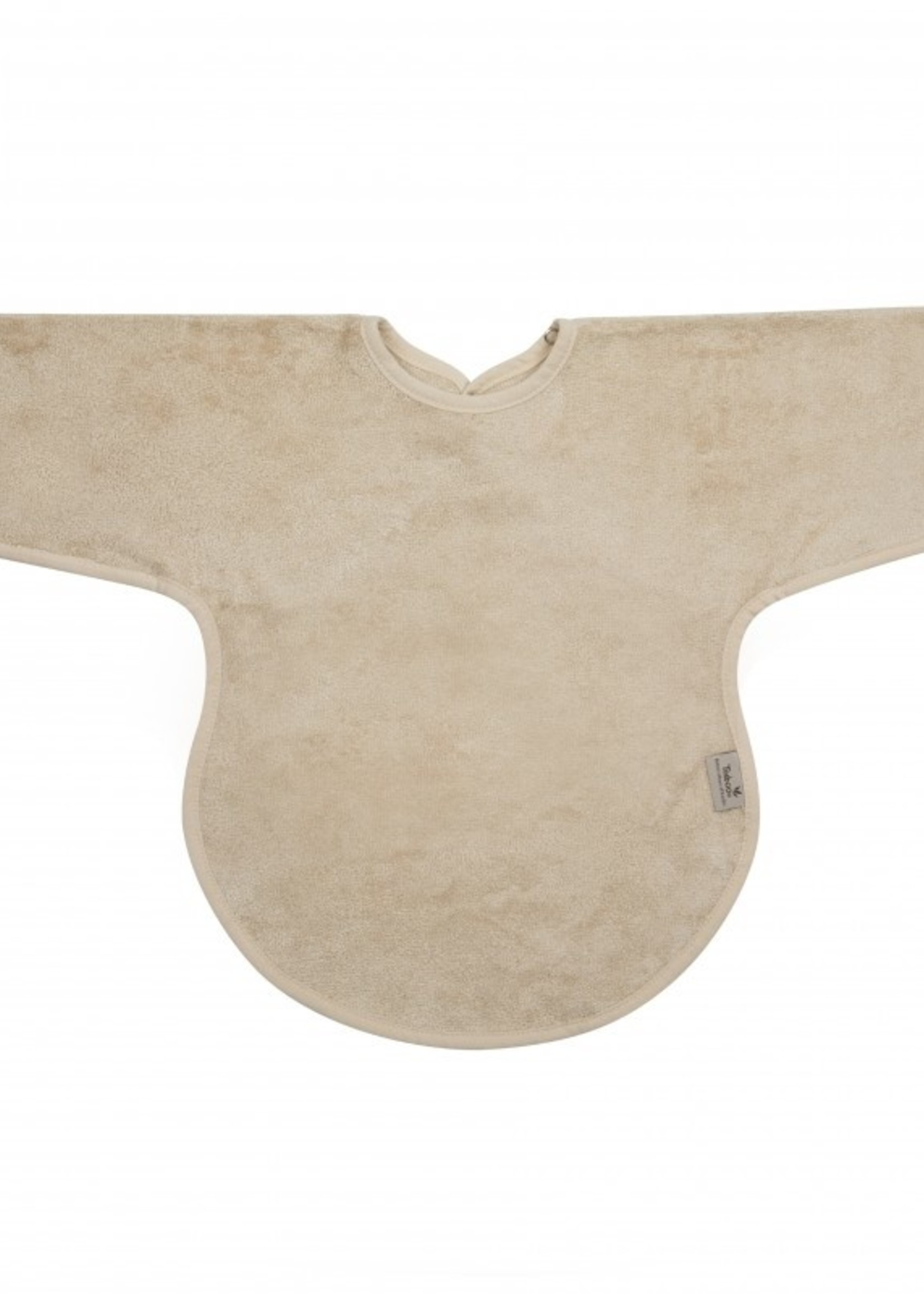 Timboo Bib Long Sleeve - Frosted Almond