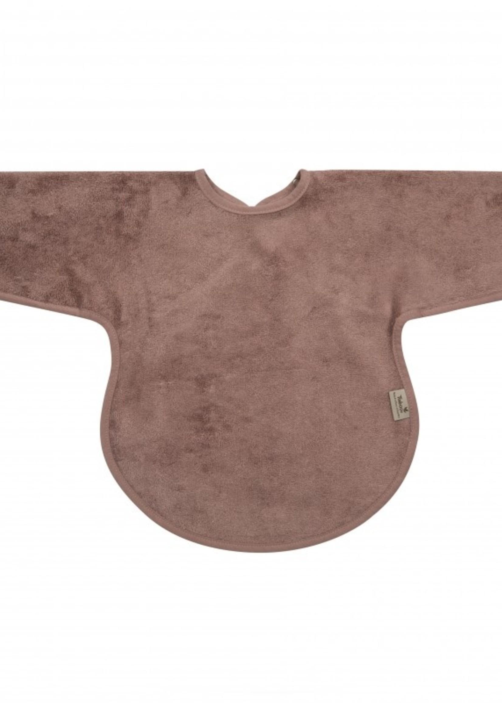Timboo Bib Long Sleeve - Mellow Mauve