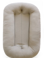 Snuggle Me Infant Lounger - Birch