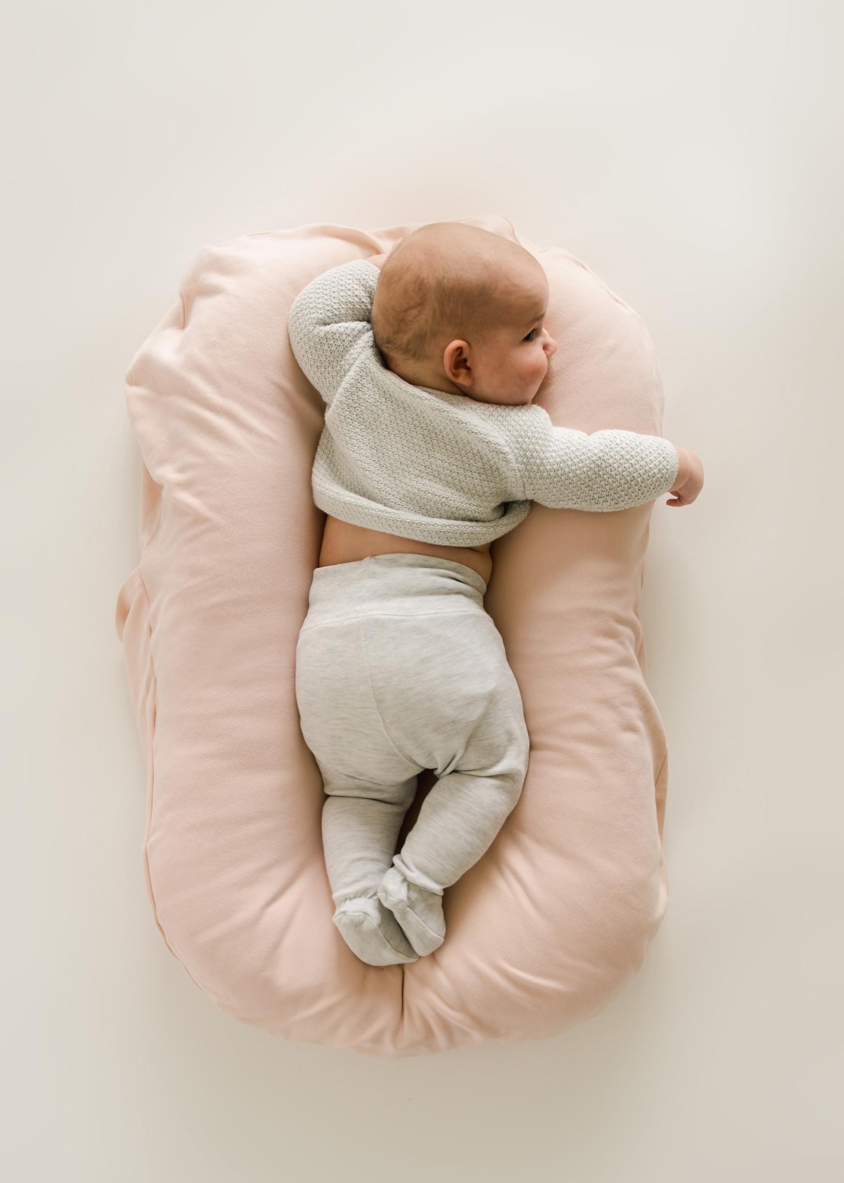 Snuggle Me Infant Lounger Cover - Sugar Plum