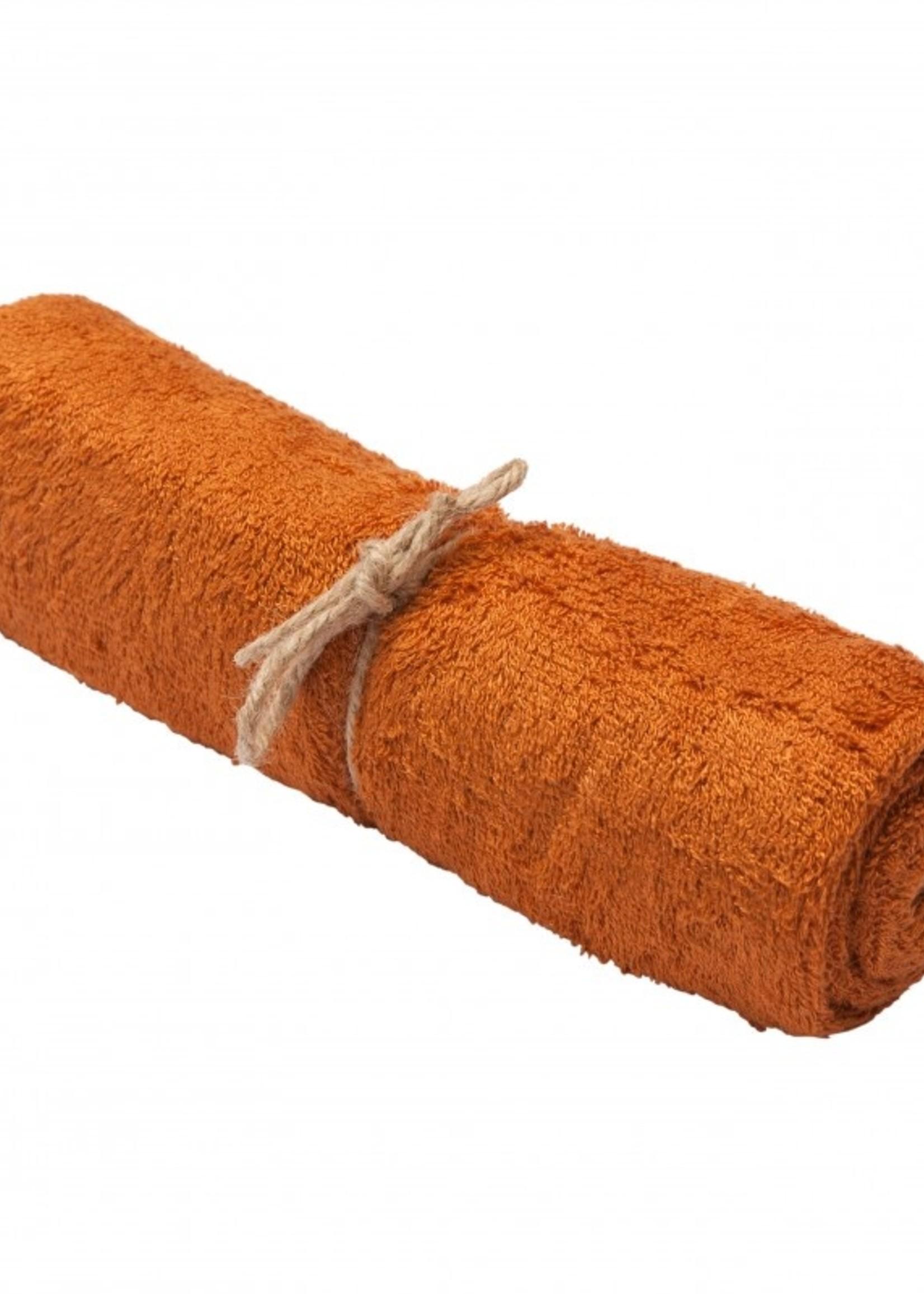 Timboo Towel 50x74 cm Inca Rust