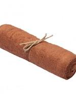 Timboo Towel 50x74 cm Hazel Brown