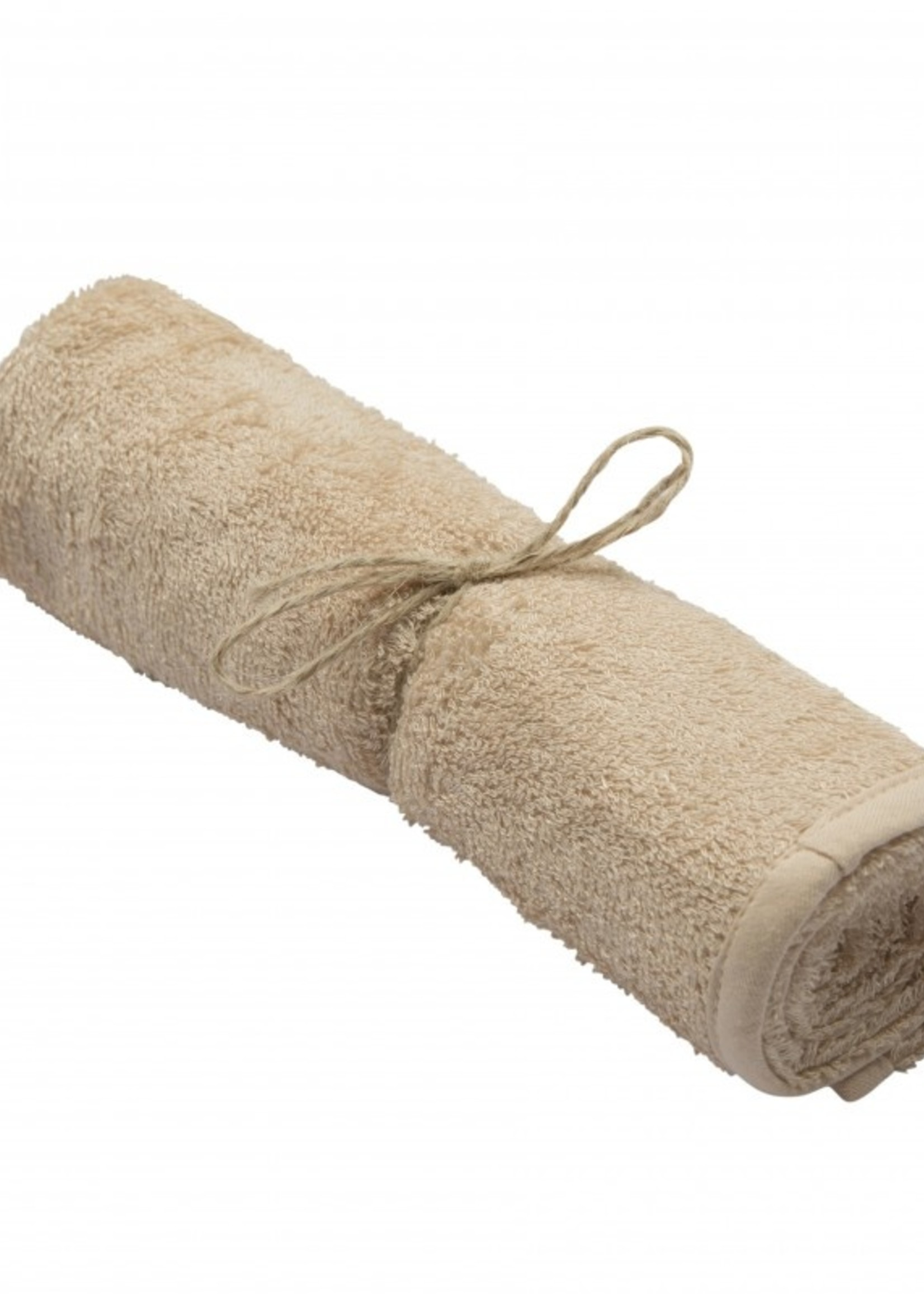 Timboo Towel 50x74 cm Frosted Almond
