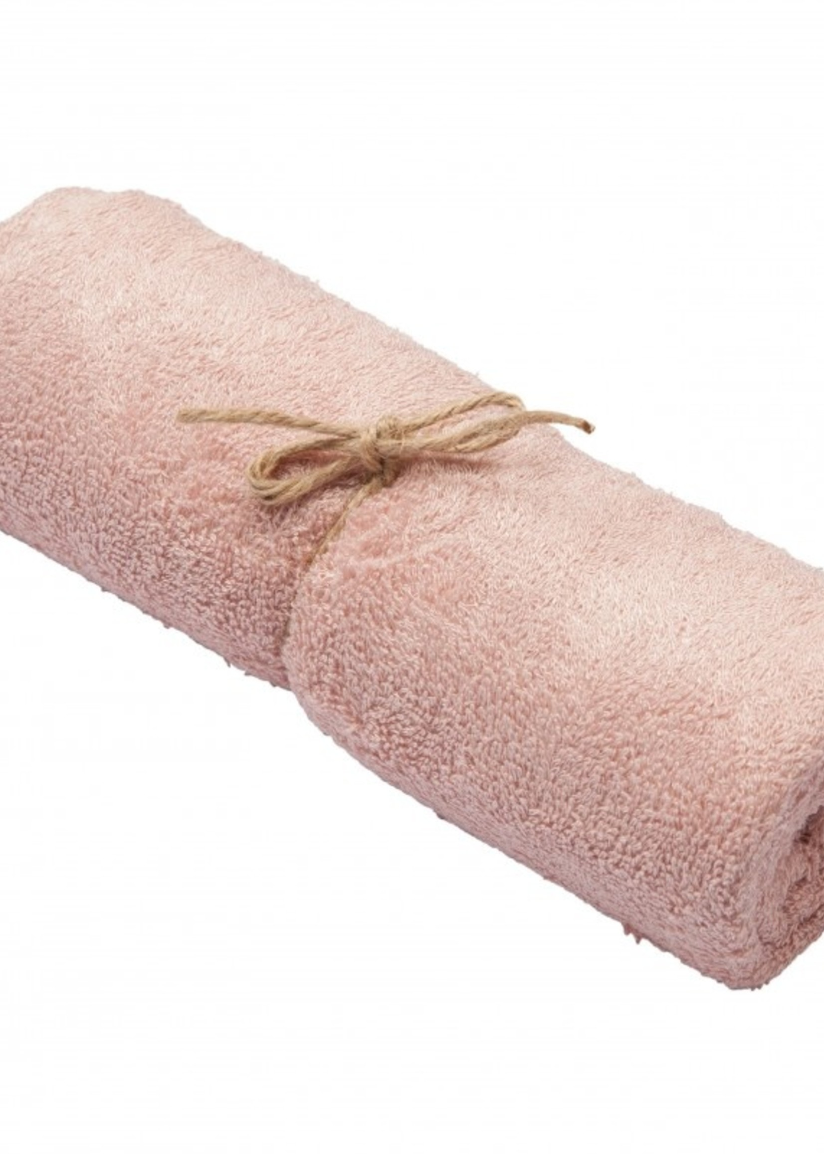 Timboo Towel Large - Misty Rose