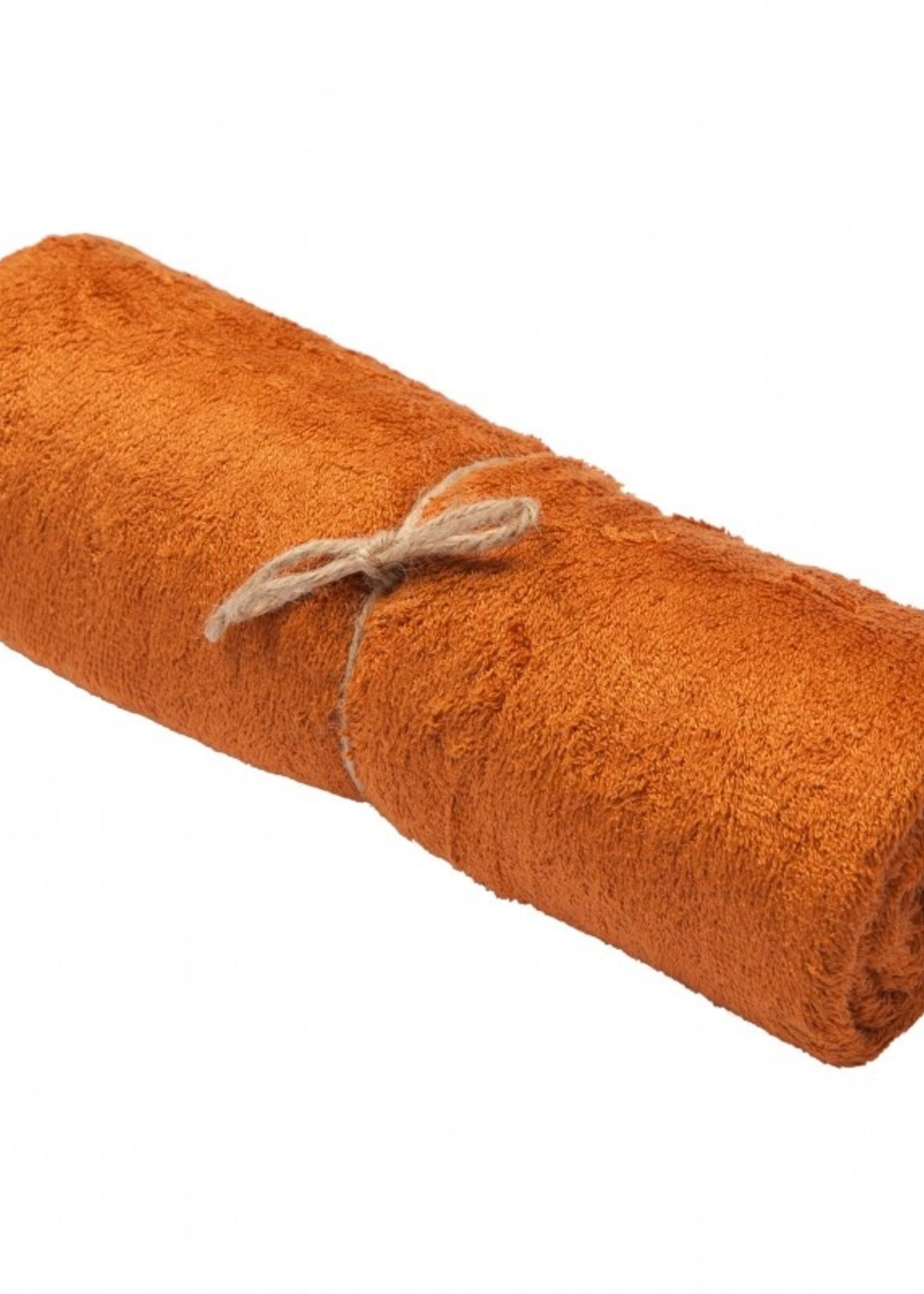 Timboo Towel 74x110 cm Inca Rust