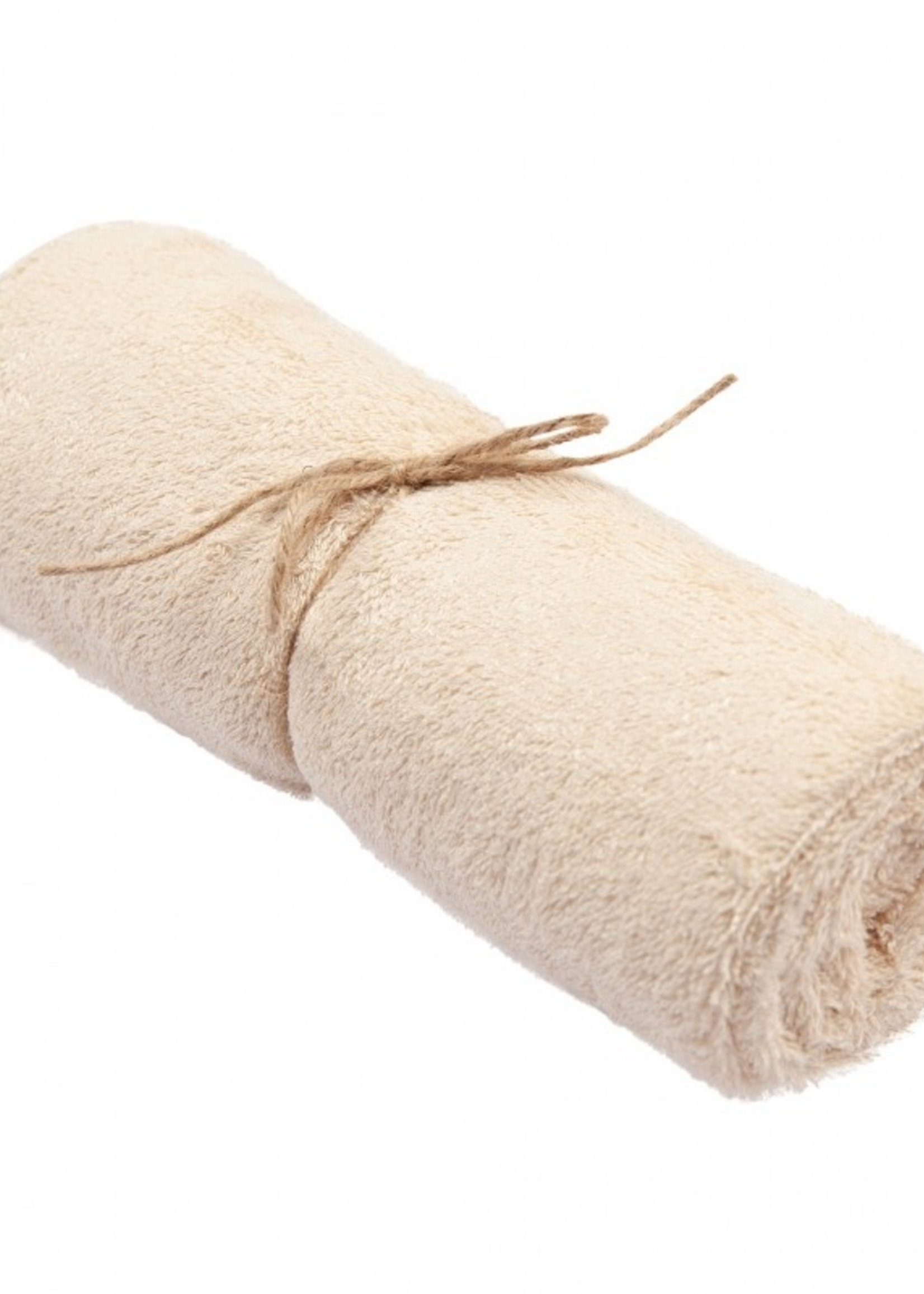 Timboo Towel Large - Frosted Almond