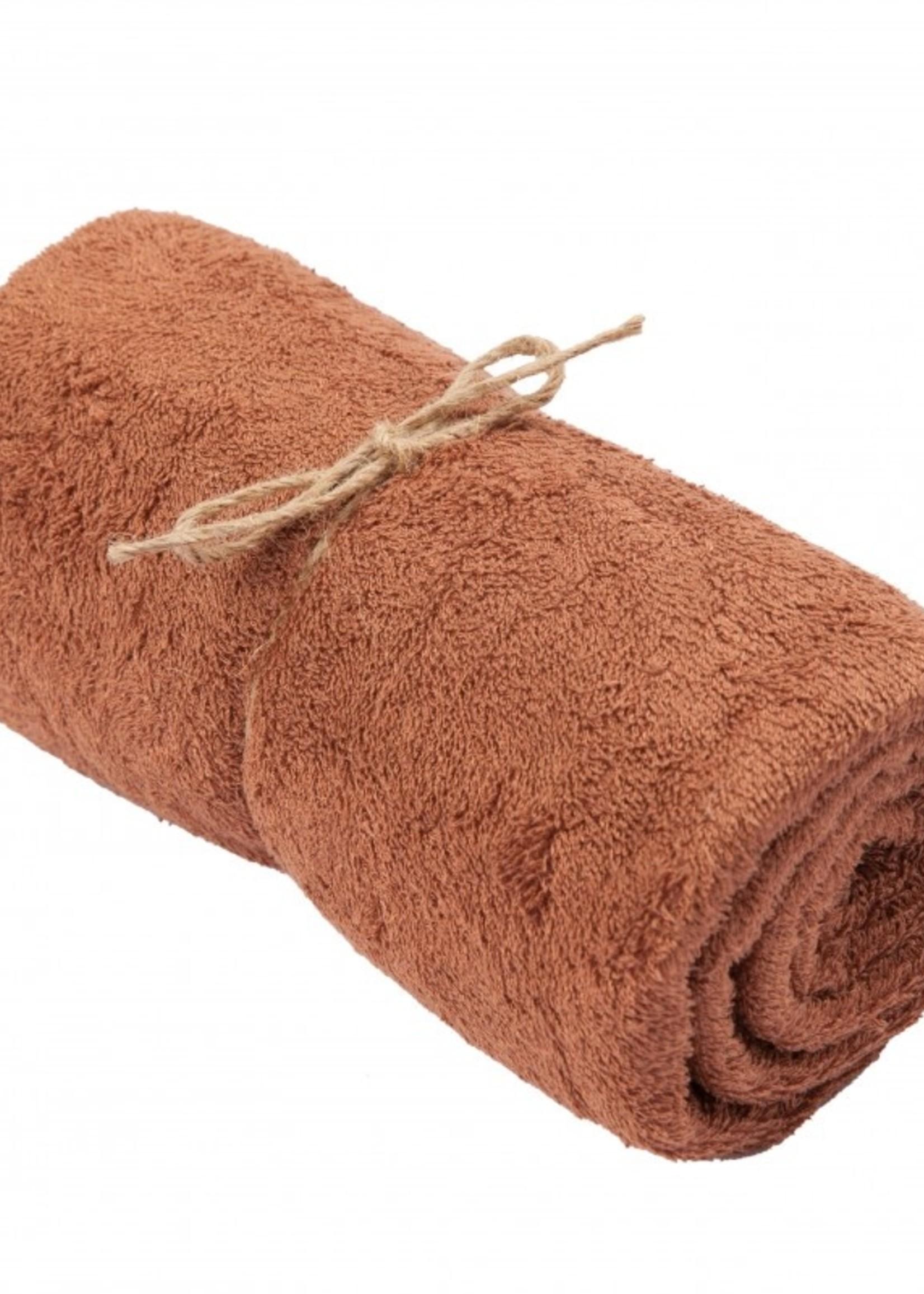 Timboo Towel Extra Large - Hazel Brown