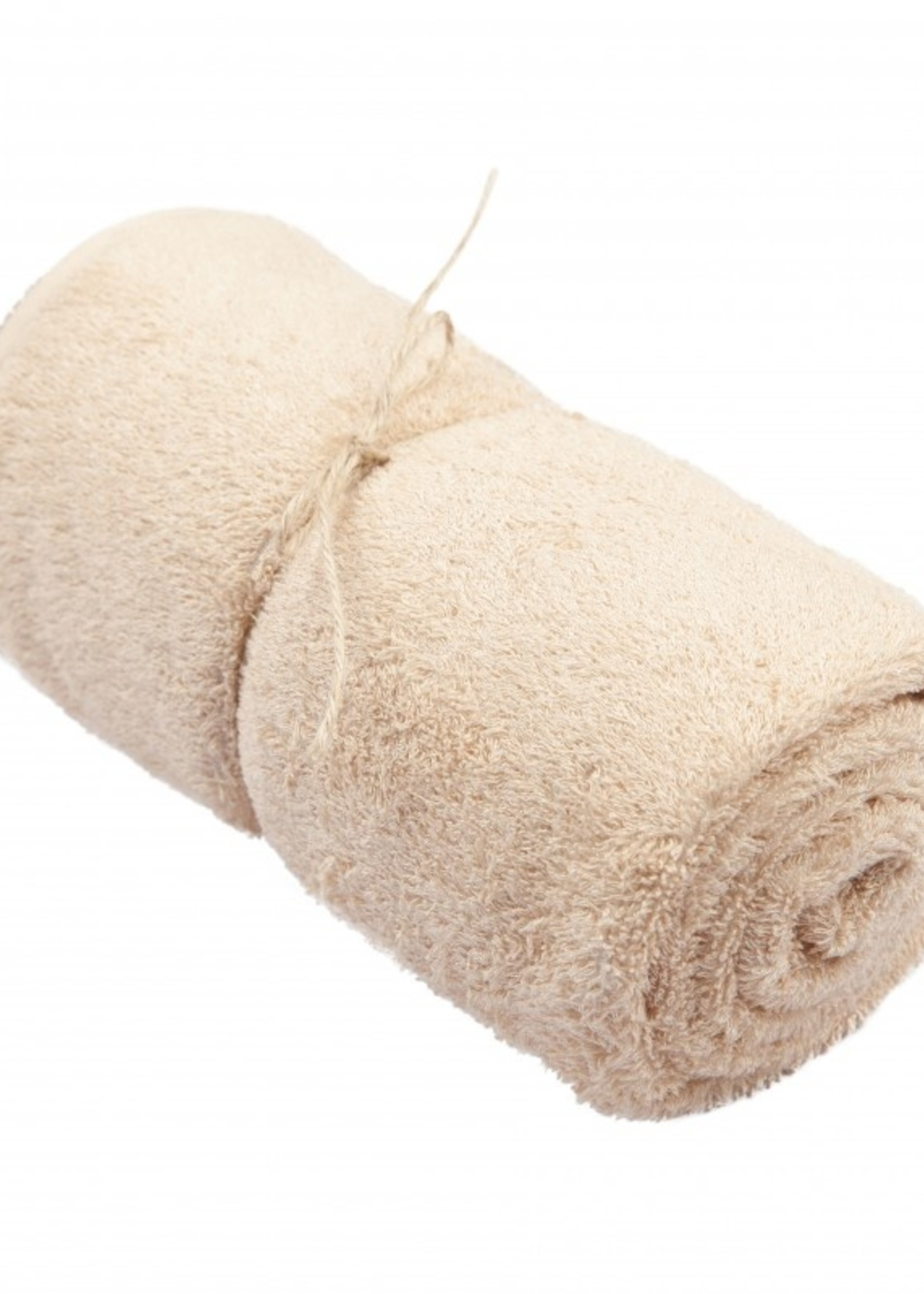Timboo Towel Extra Large - Frosted Almond
