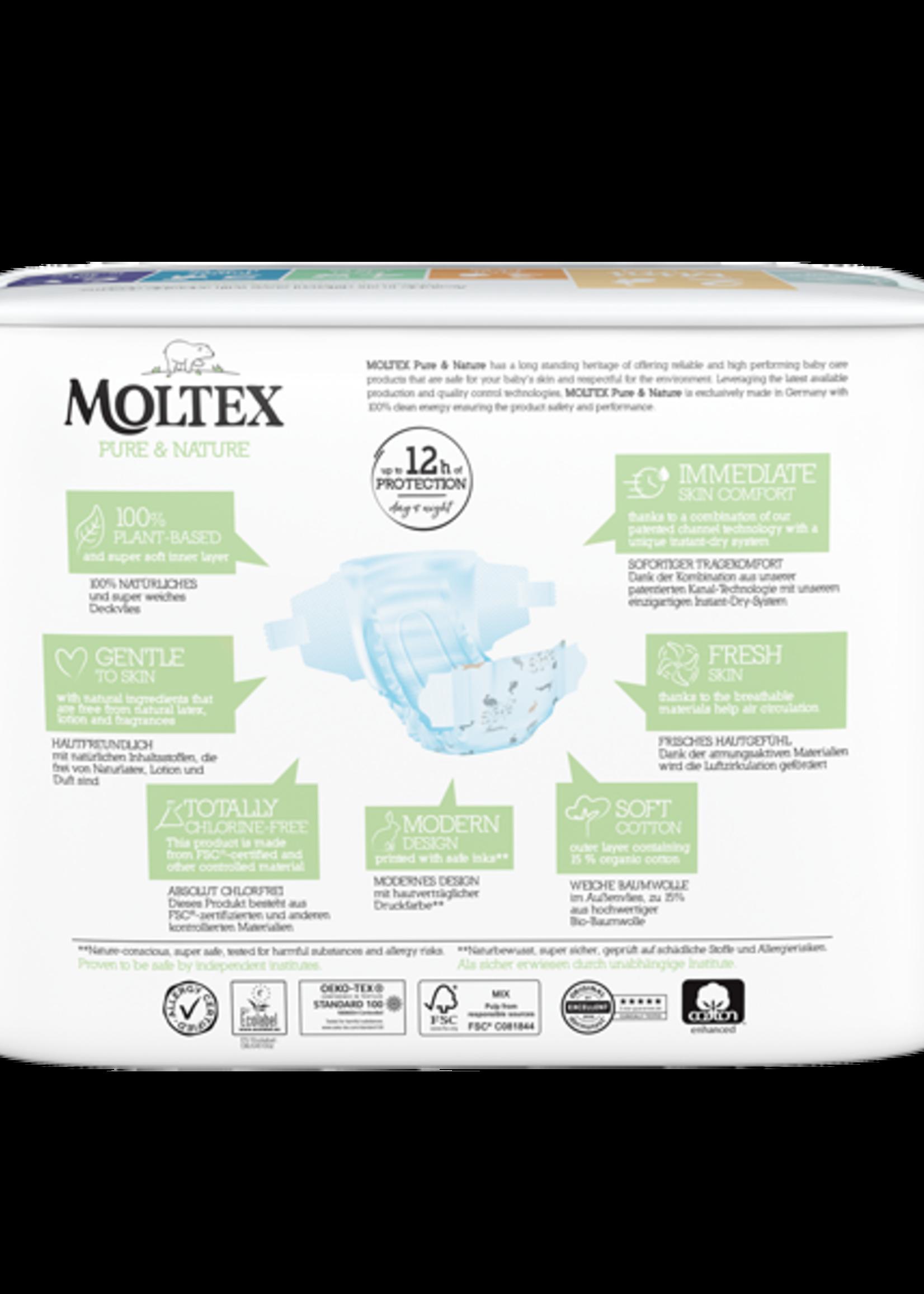 Moltex Moltex Diaper - Mini (2-6kg)