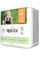 Moltex Moltex Diaper - Midi (4-9kg)