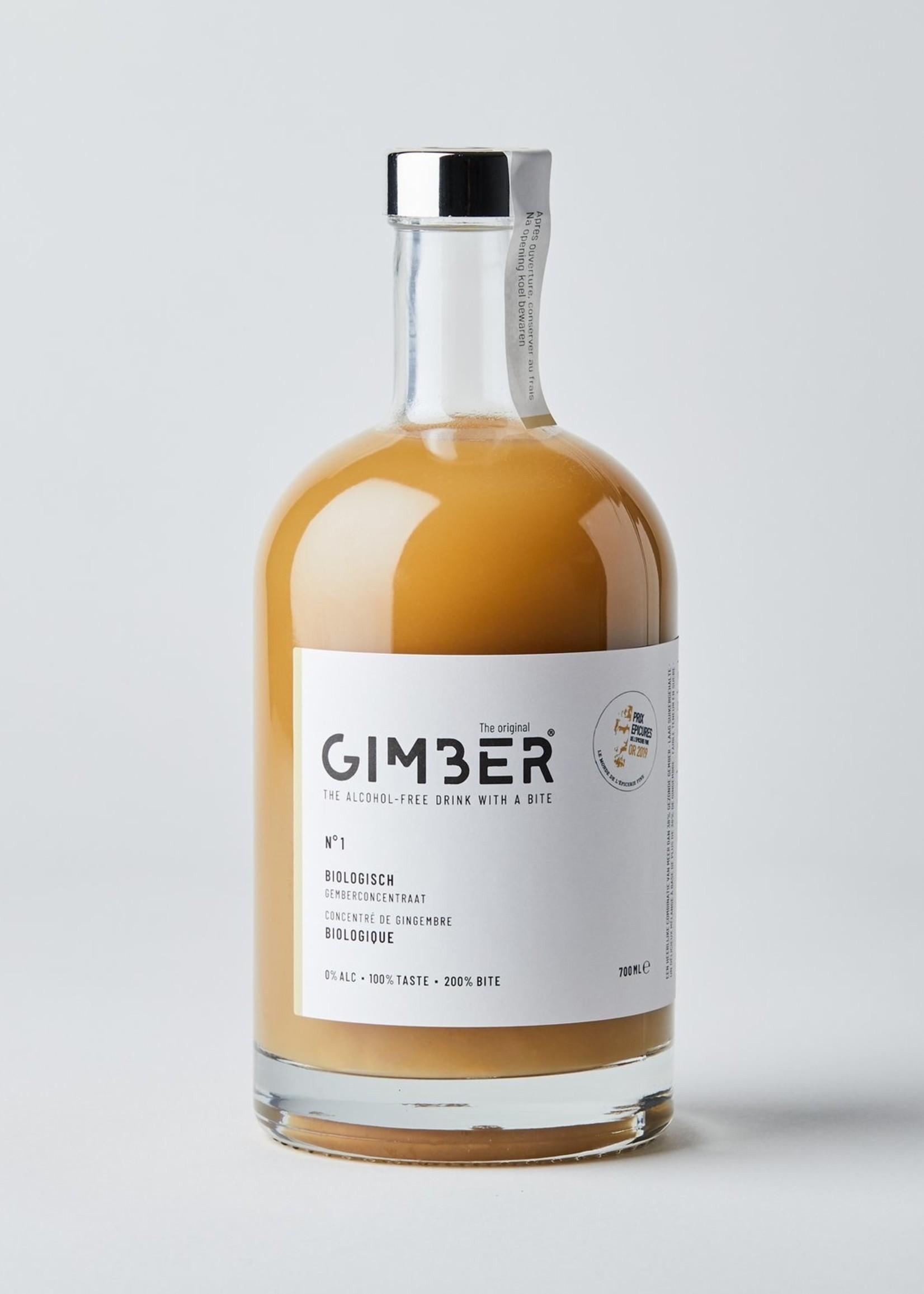 Gimber N°1 Bio - 700 ml