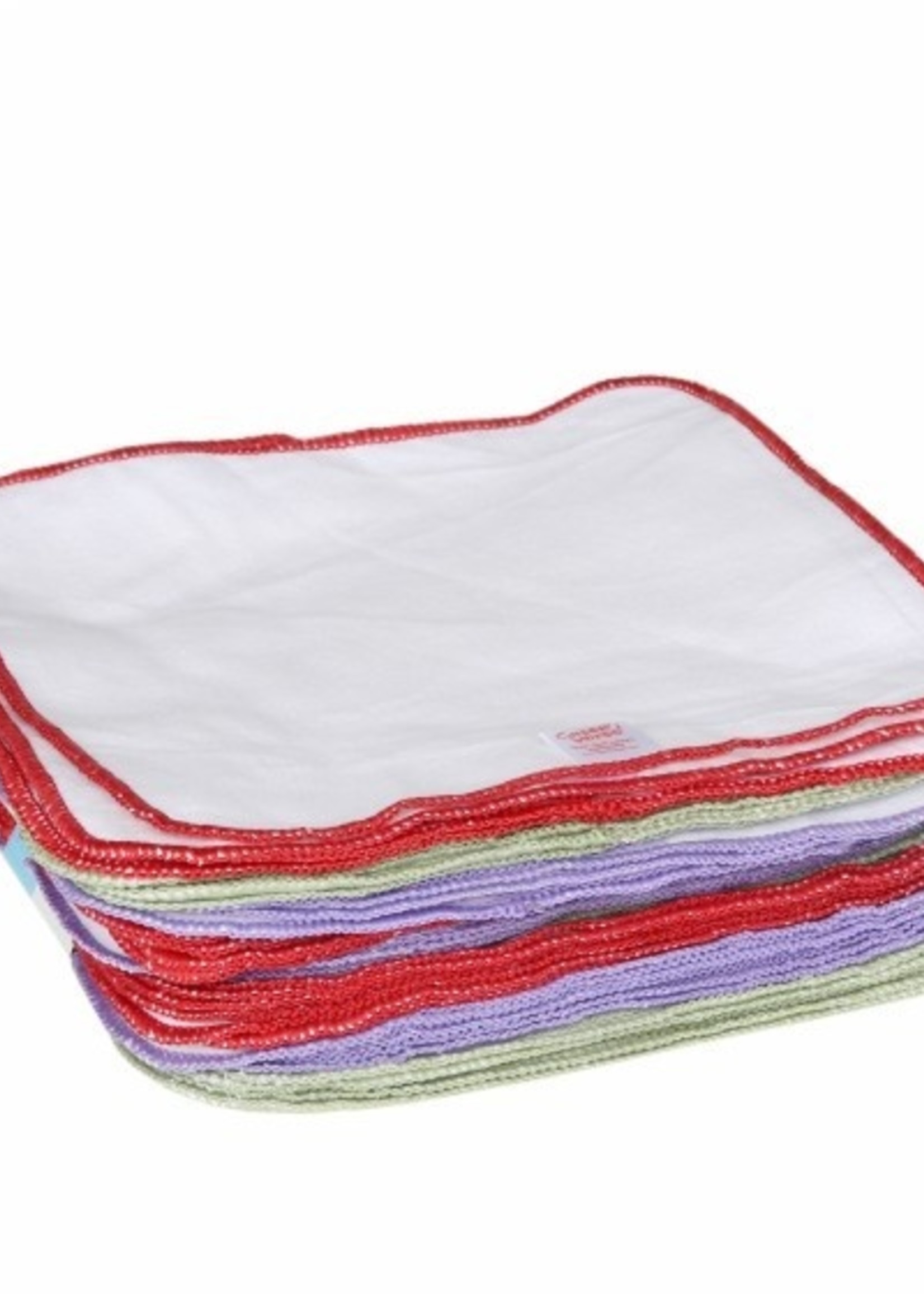 Cheeky Wipes Cotton Flannel Wipes - 25 pcs