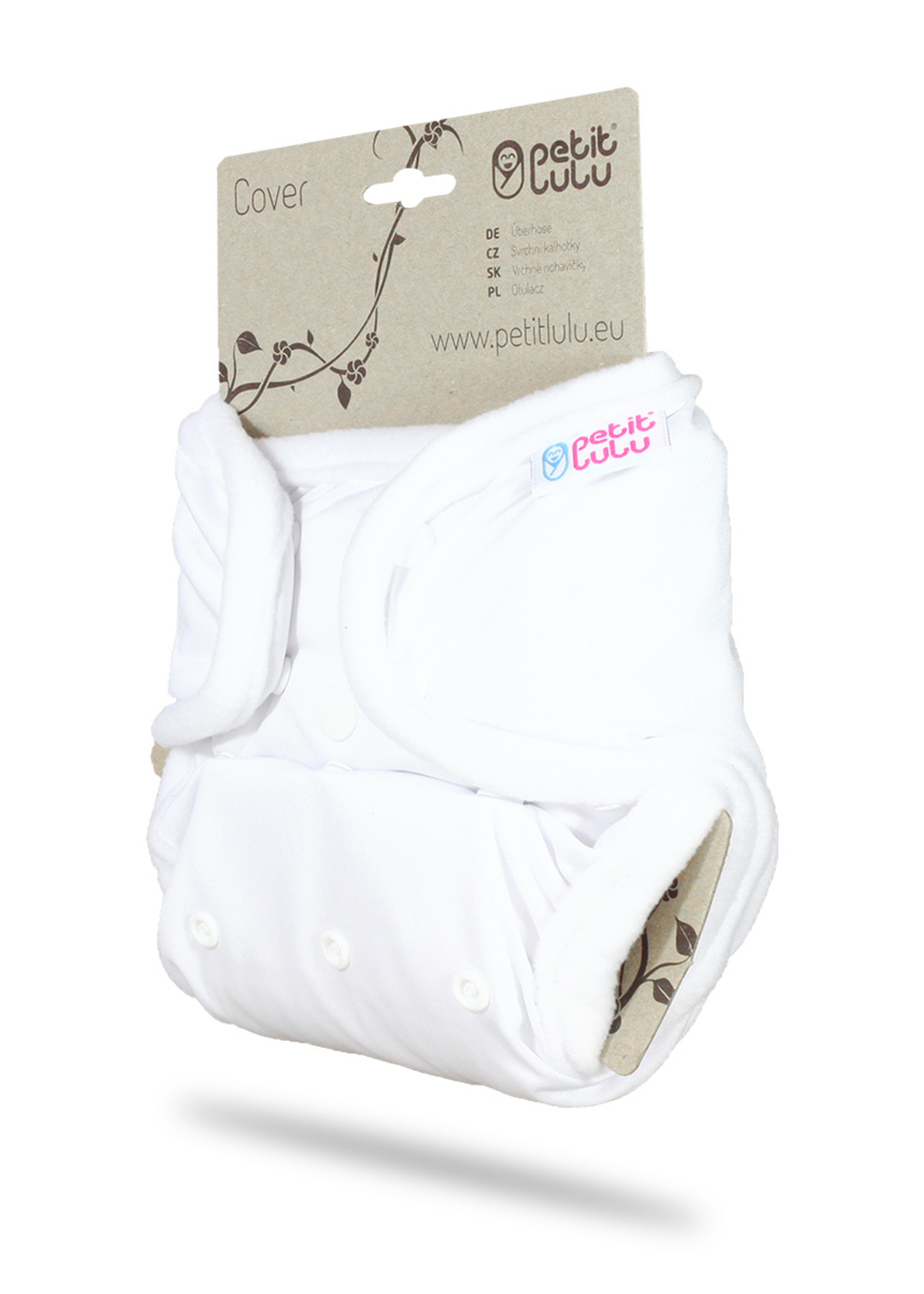 Petit Lulu One Size Cover - Snaps