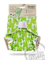 Petit Lulu One Size Nappy - Alpacas