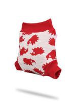 Petit Lulu Wool Cover - Medium - Red Hedgies
