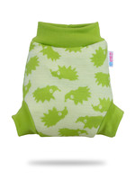 Petit Lulu Wool Cover - Medium - Green Hedgies