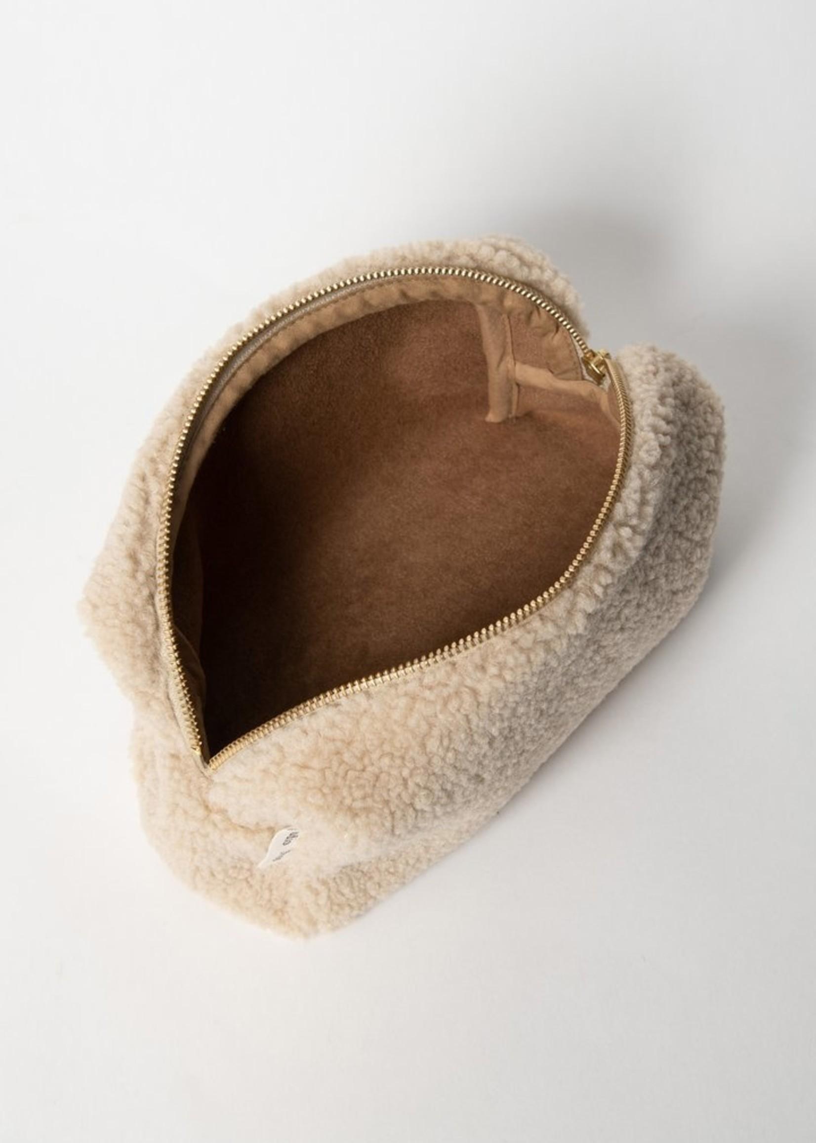 Studio Noos Chunky Pouch - Ecru