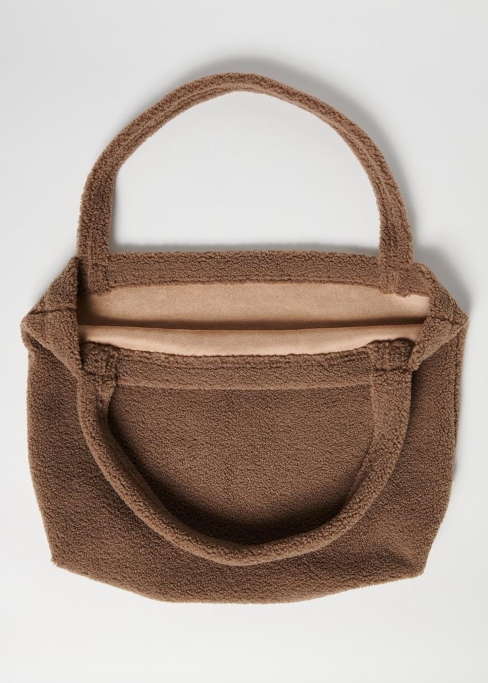 Studio Noos Mom Bag - Chunky Terry Brown