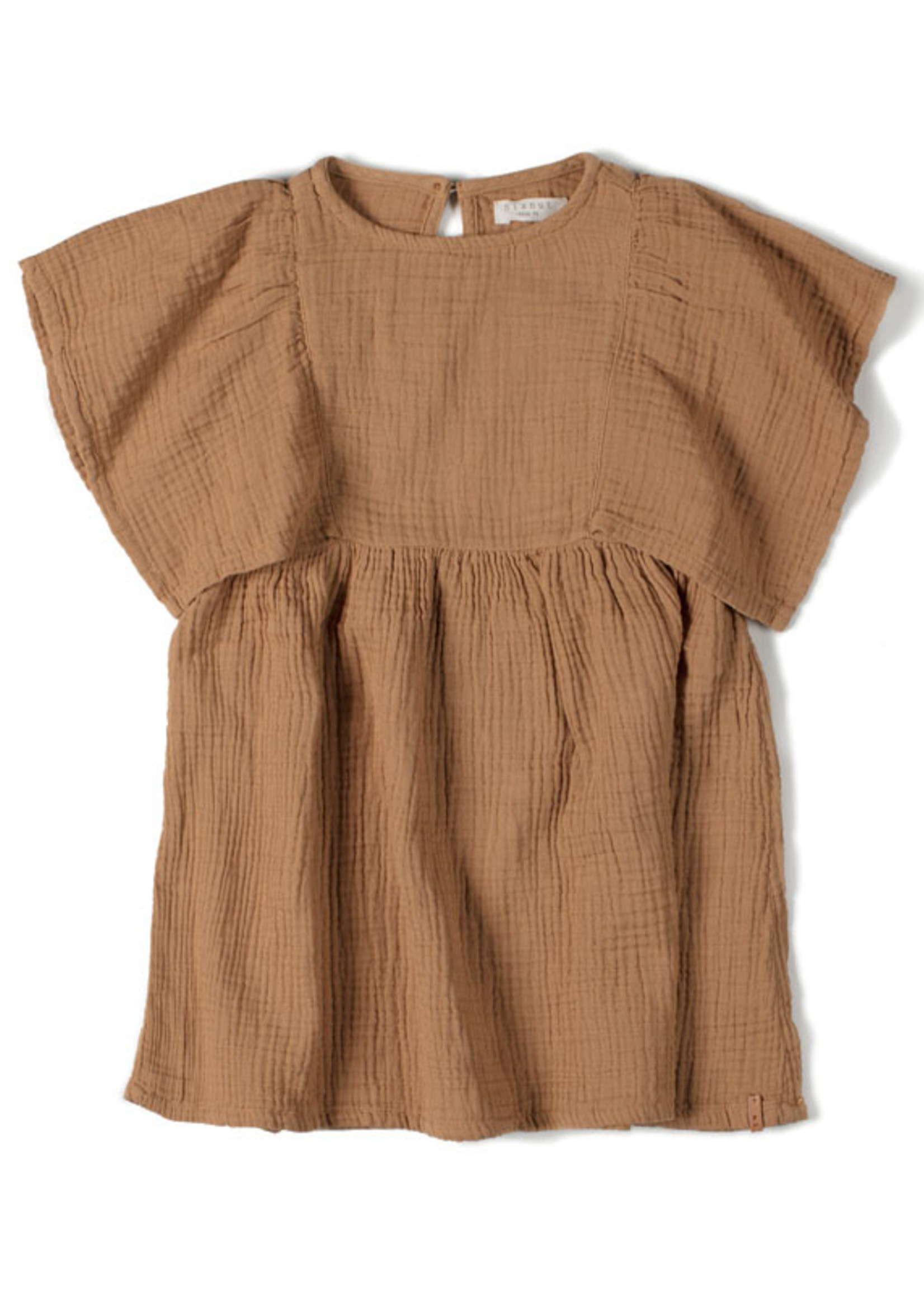 Nixnut Rio Dress - Nut