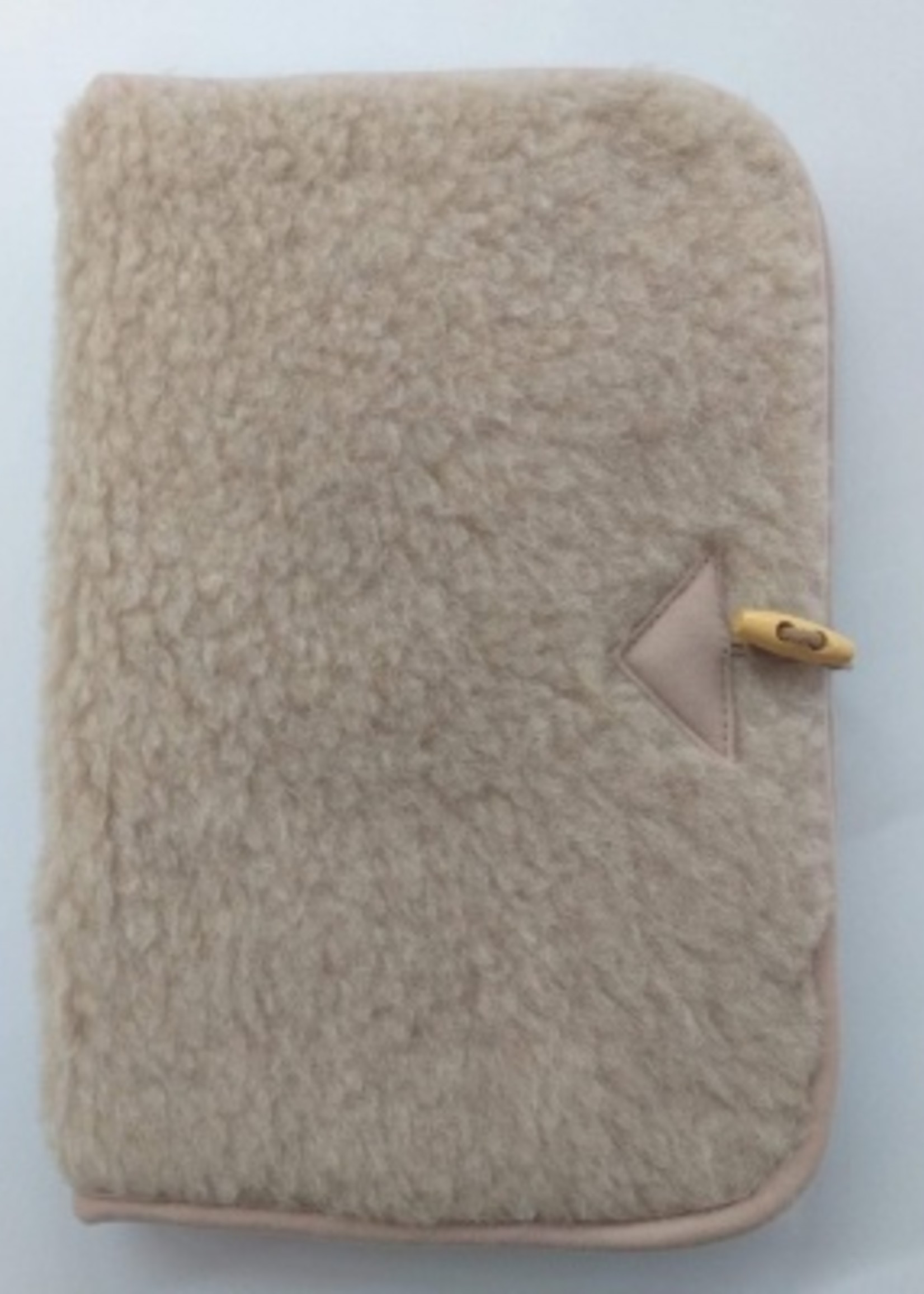 Alwero Diaper Pouch100% wool - Beige