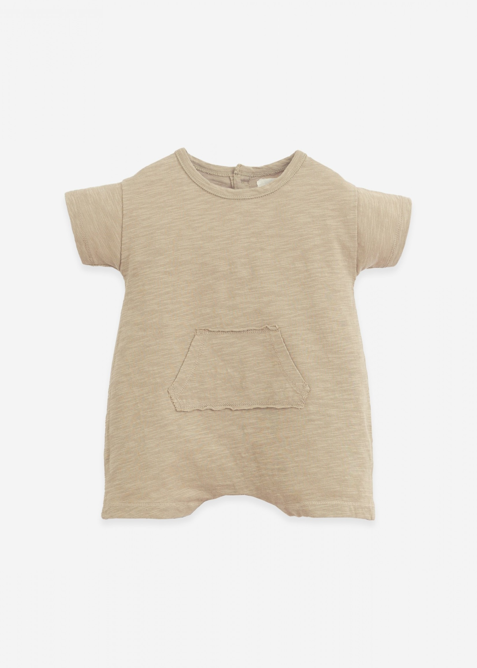 Play Up Jumpsuit With Pocket - Joao