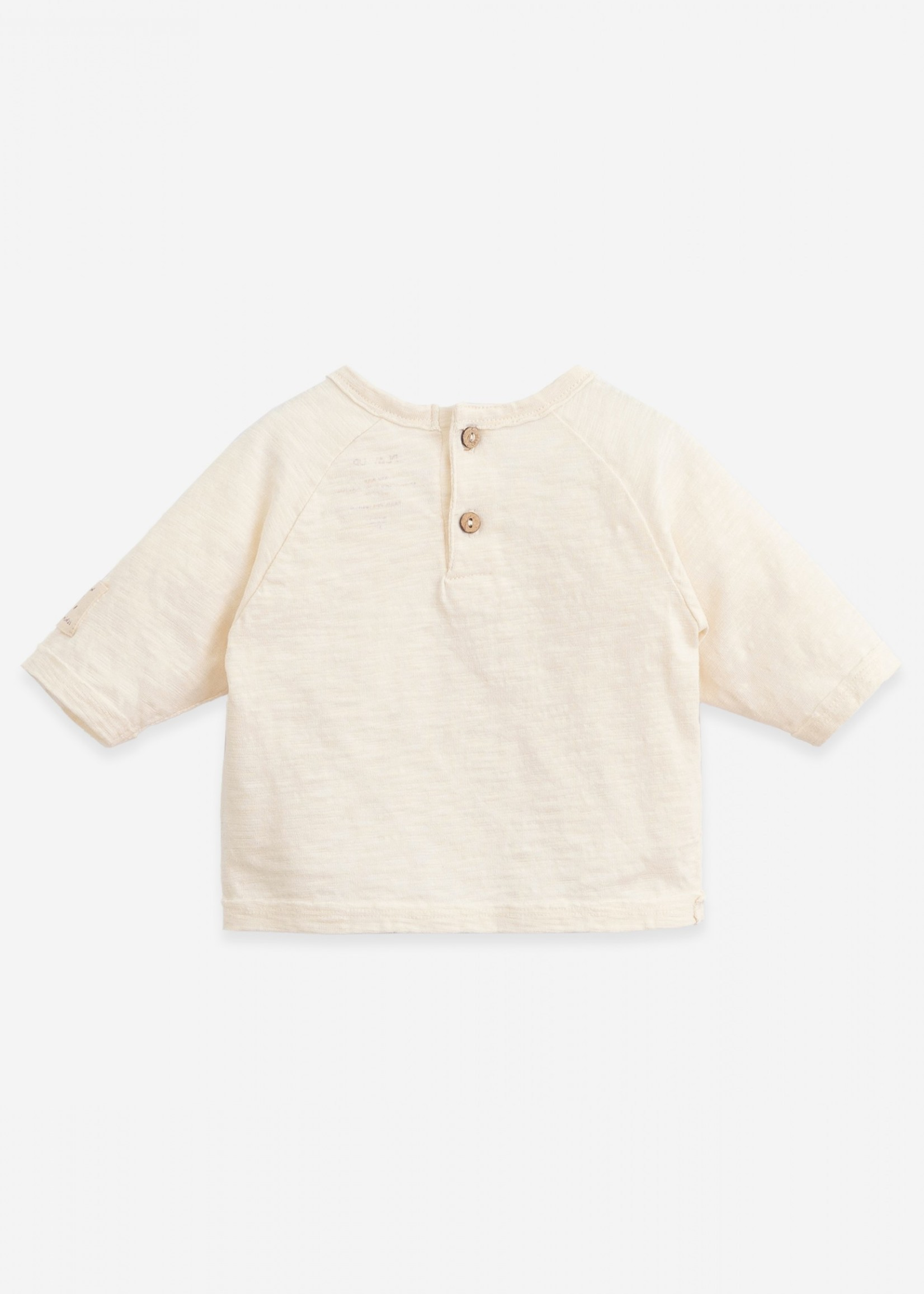 Play Up Longsleeve T-shirt - Dandelion