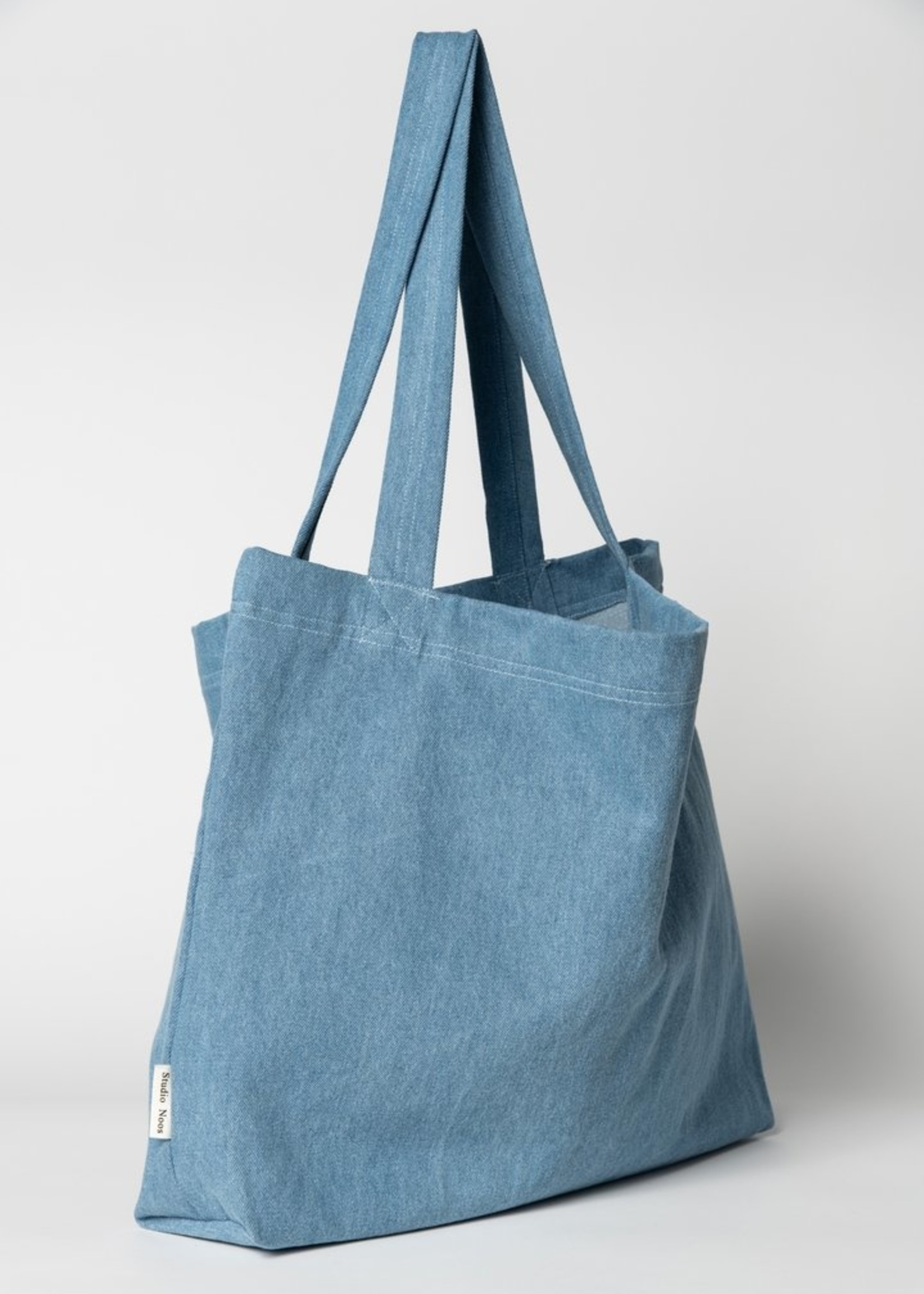 Studio Noos Mom Bag - Denim