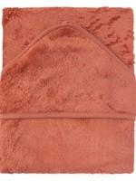 Timboo Hooded towel XL - Apricot Blush