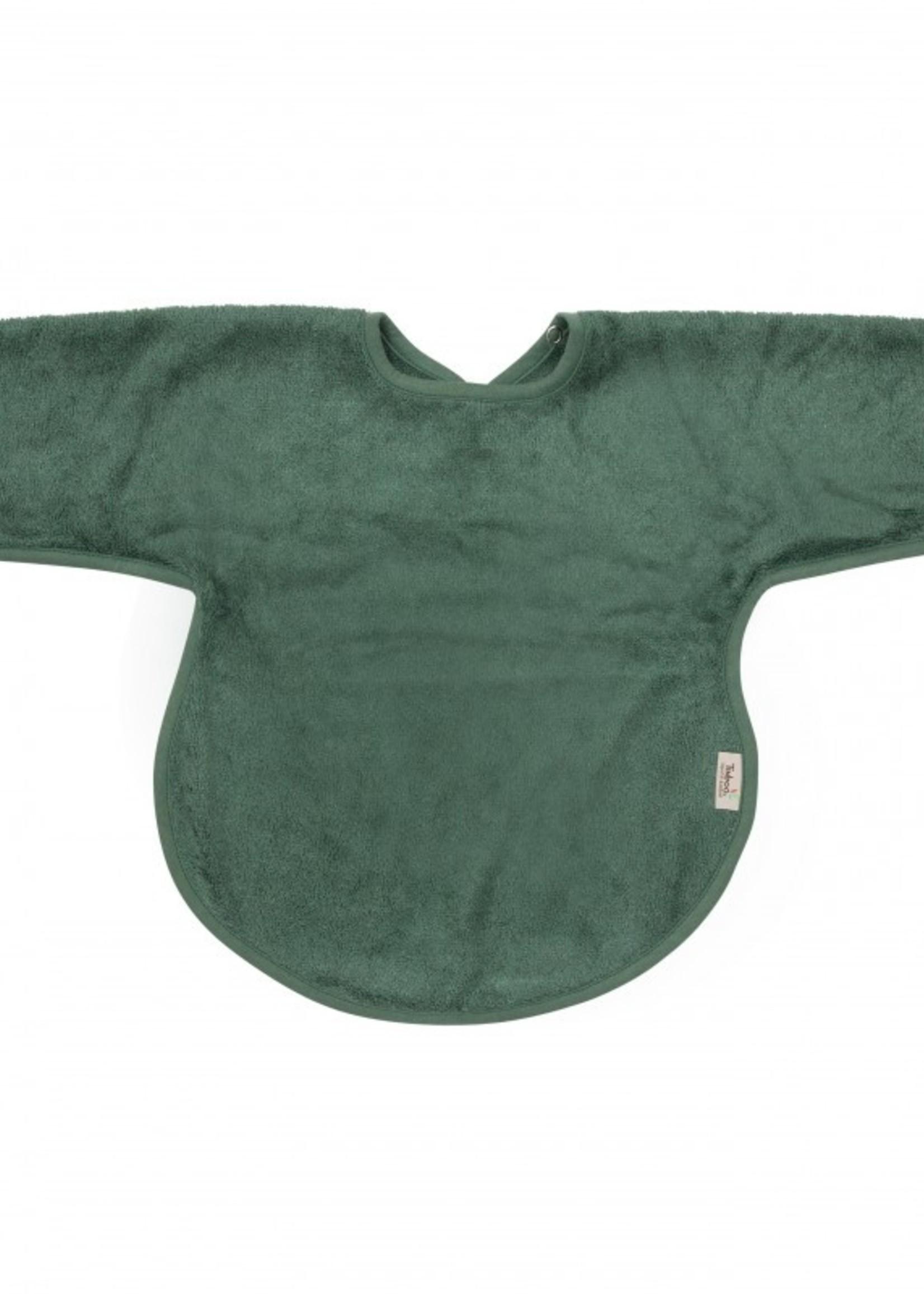 Timboo Bib Long Sleeve  - Aspen Green