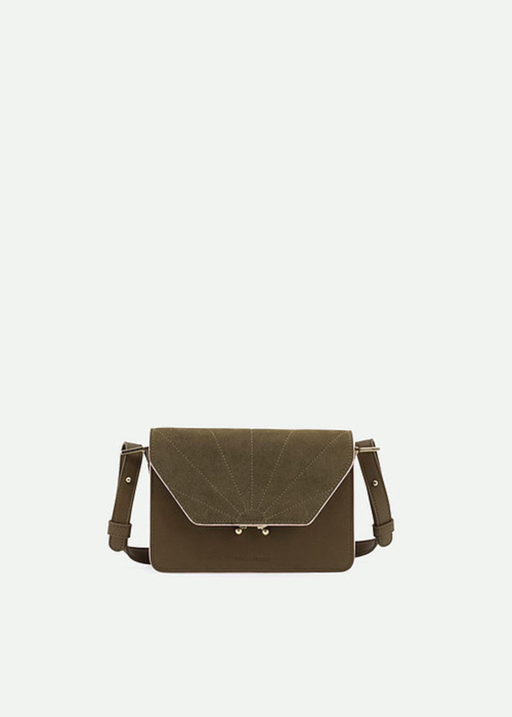 Sticky Lemon Shoulder Bag - Olive Green