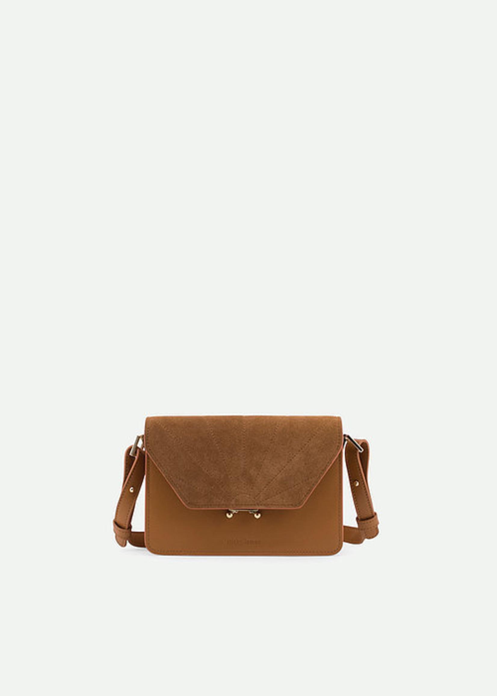 Sticky Lemon Shoulder Bag - Cider Brown