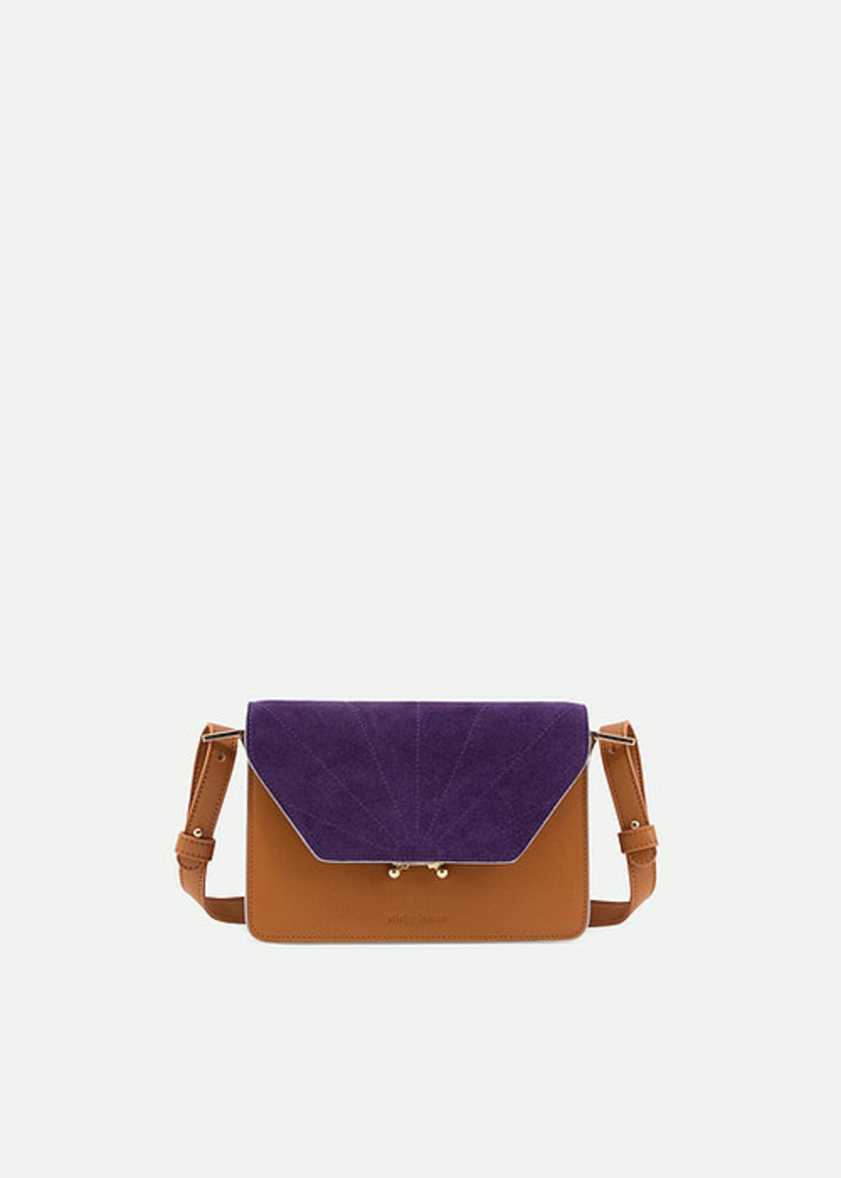Sticky Lemon Shoulder Bag Coloré - Cider Brown